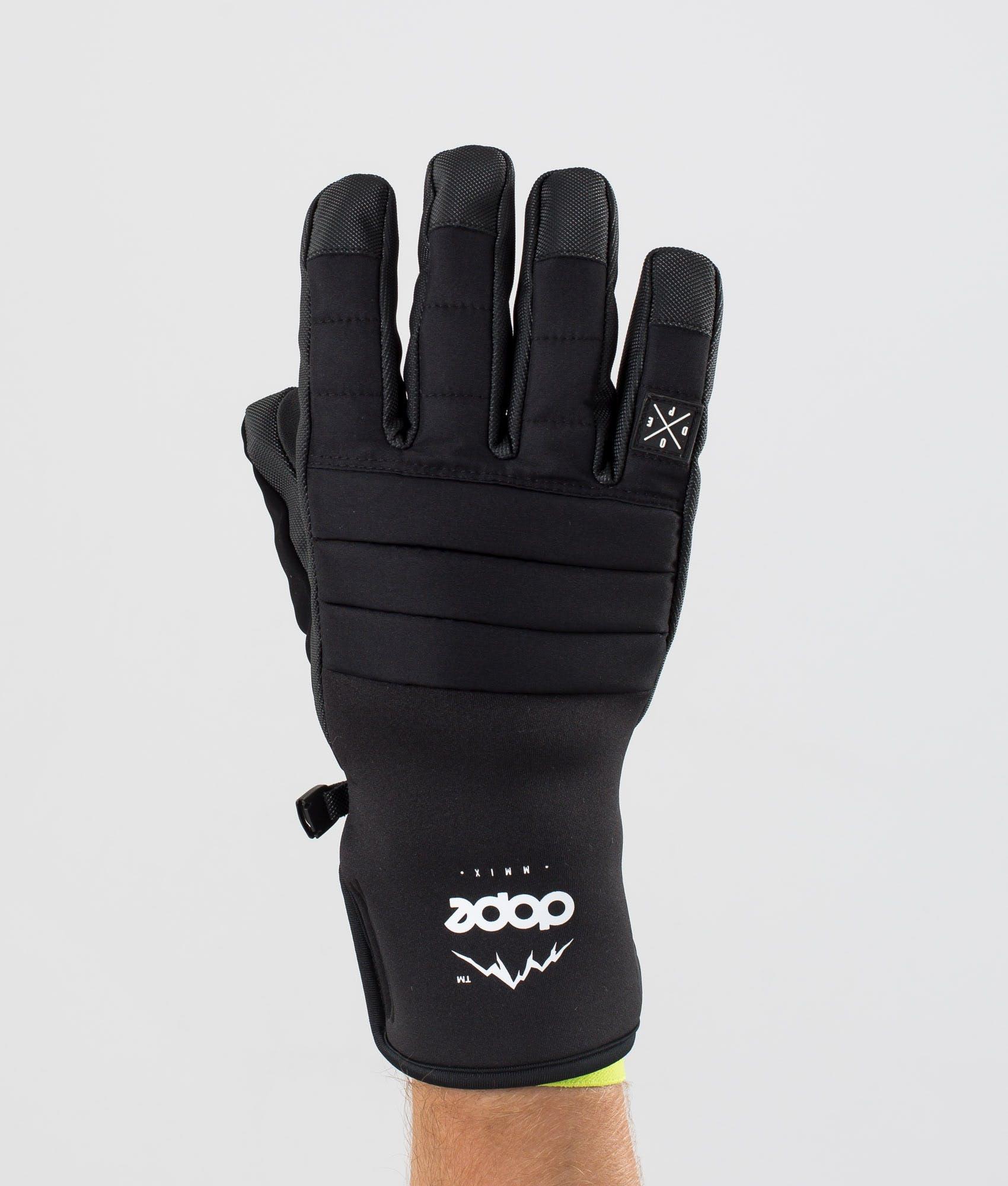Dope Ace Glove Black