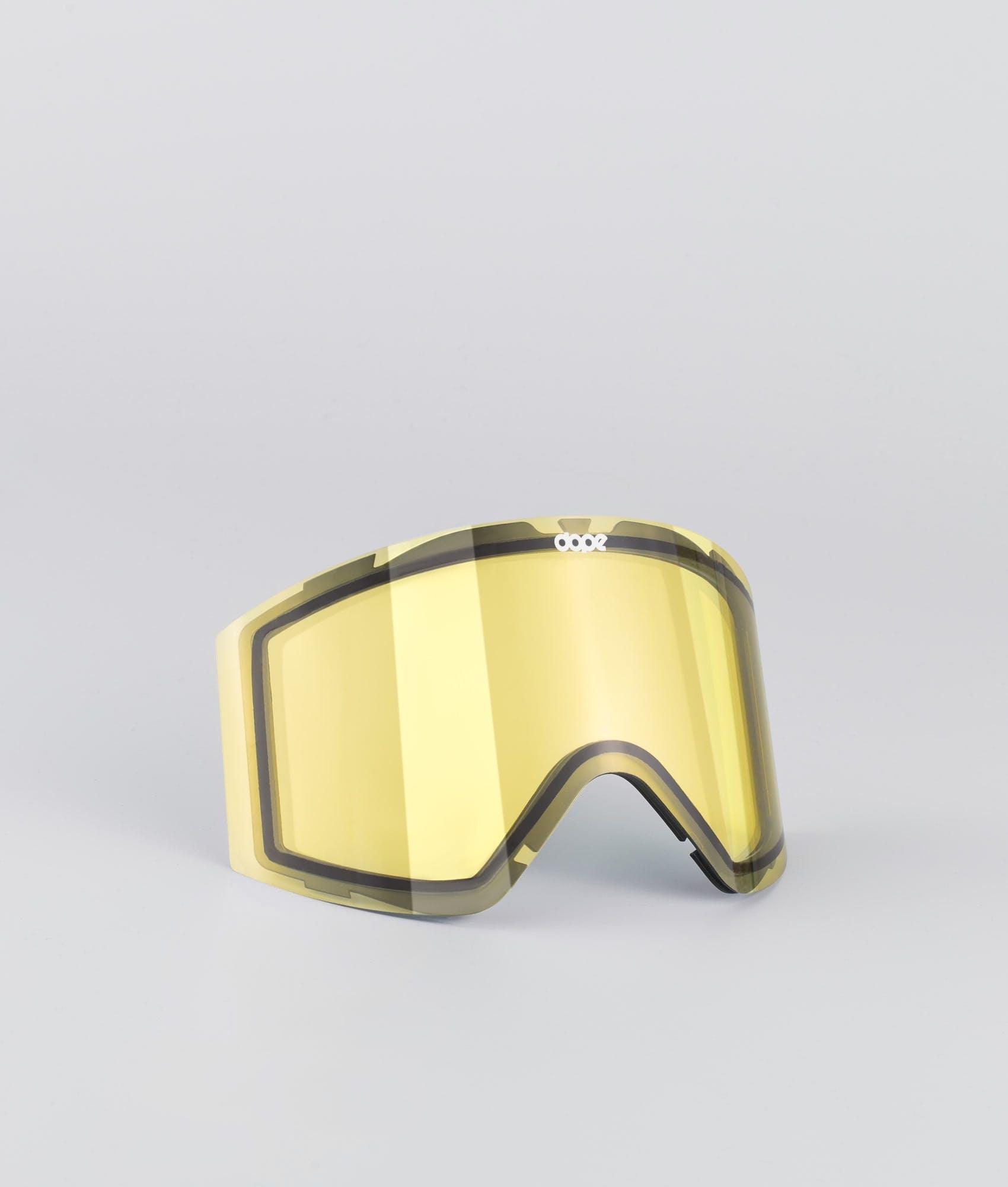 goggle lens colour