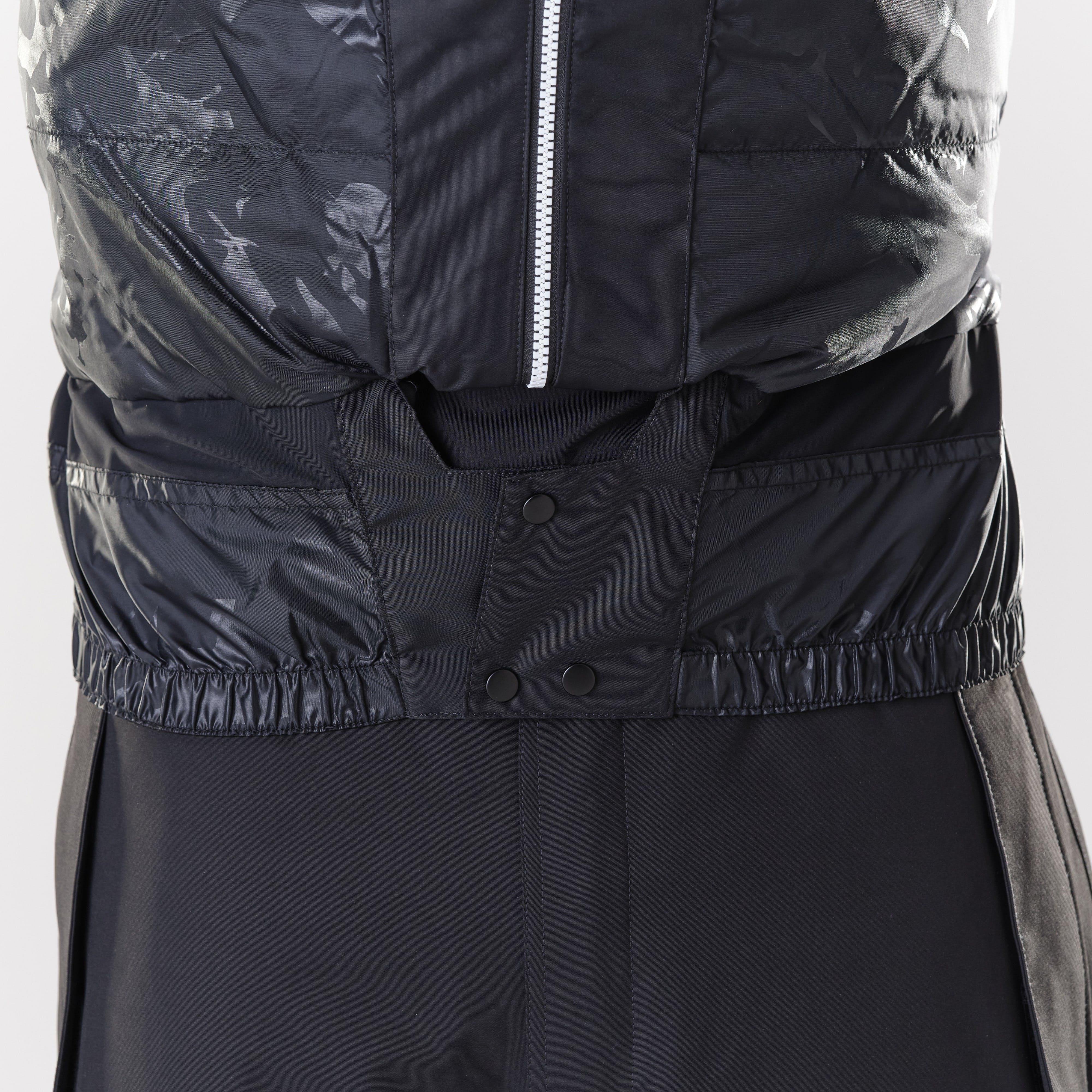 ski jacket snow skirt