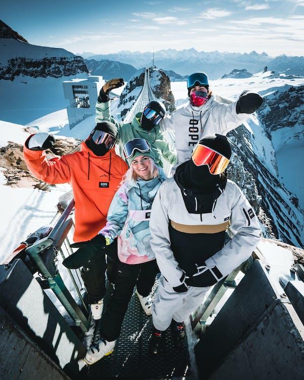 Top 100 Best Ski Resorts In Europe | Ridestore Mag