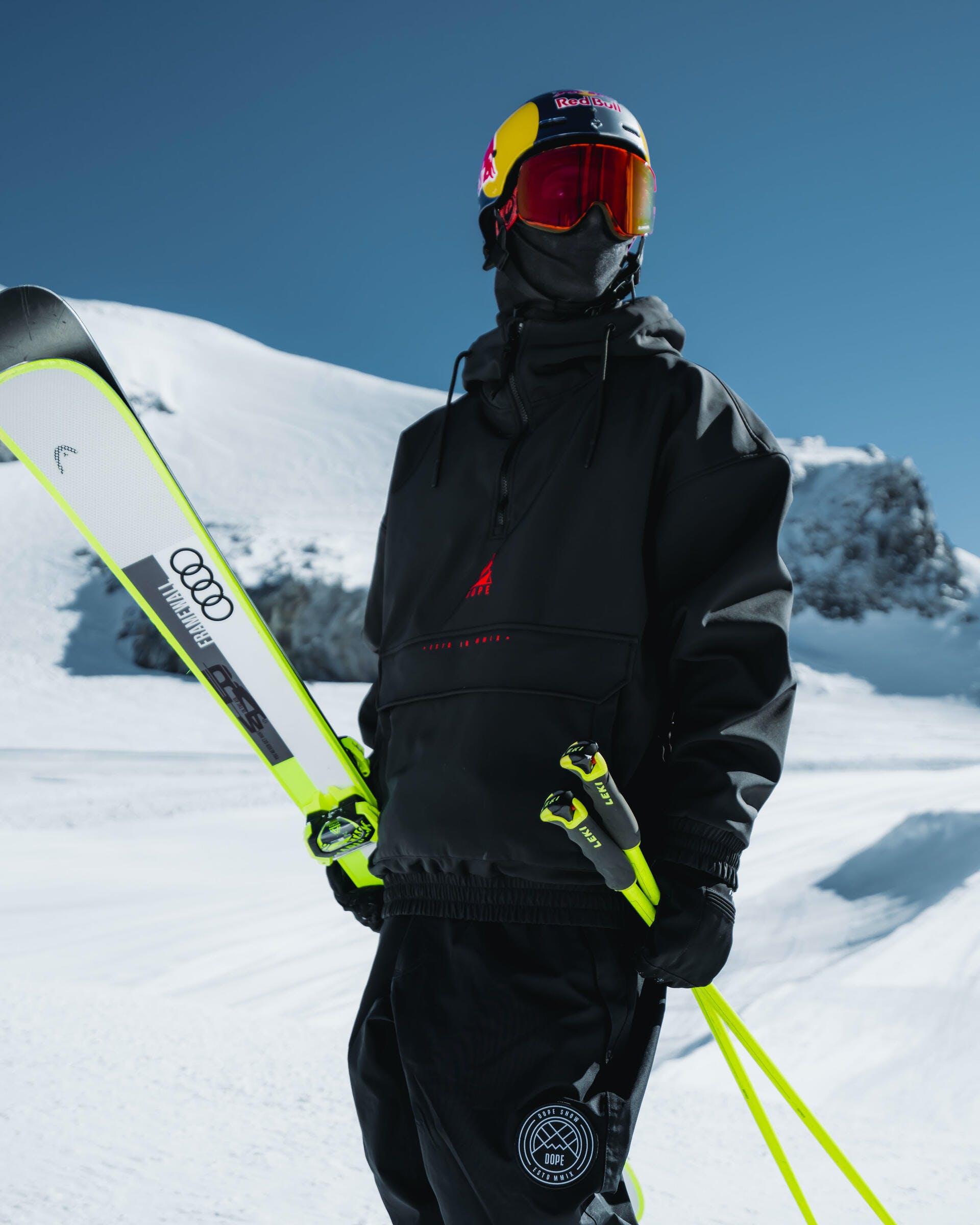 types of ski jackets