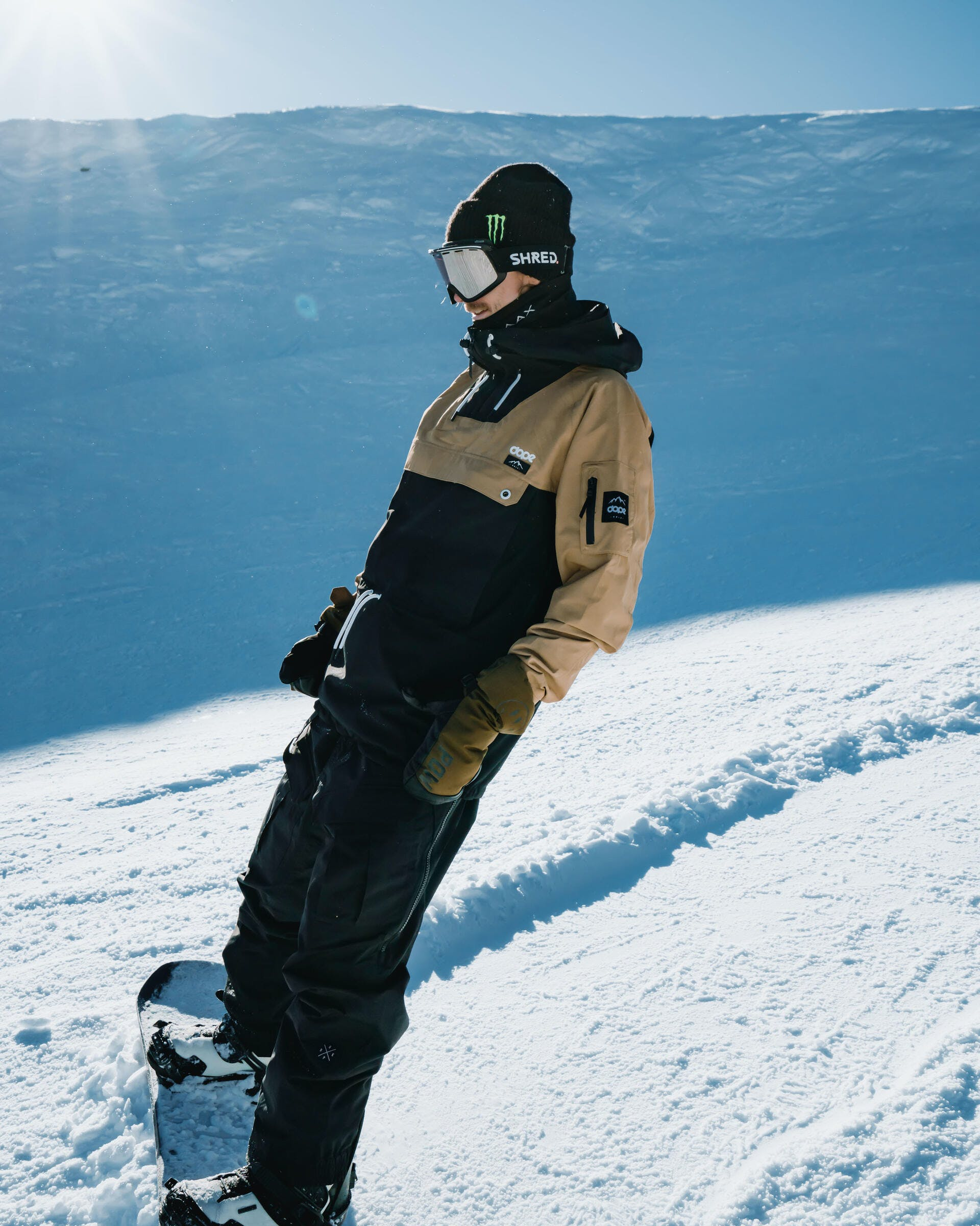 types of snowboard pants