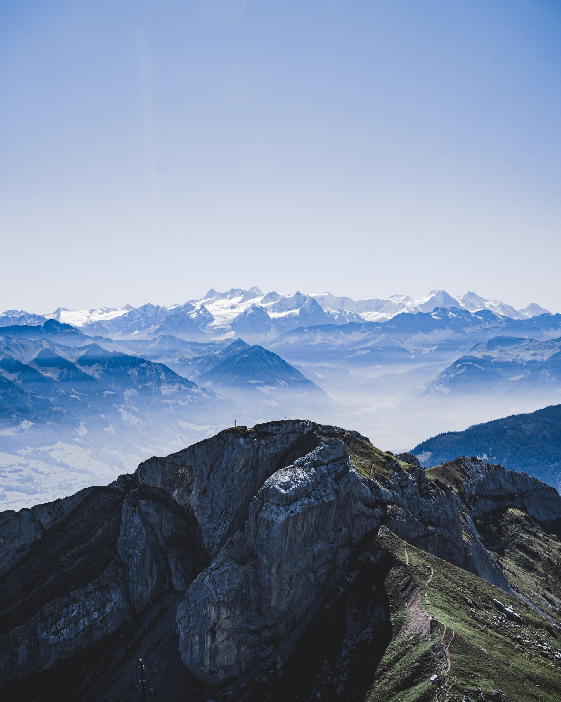 zurich mountains