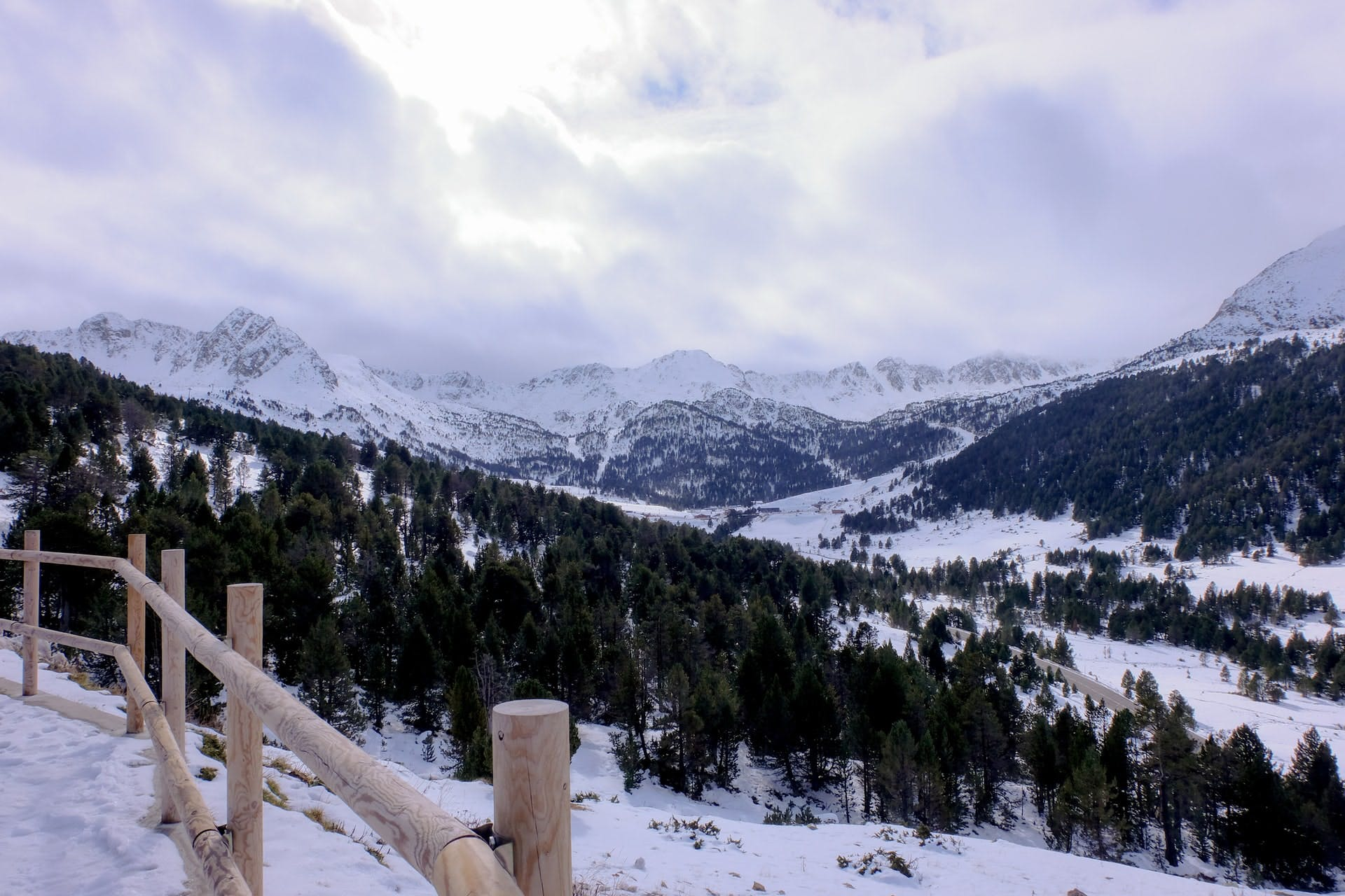 getting to andorra