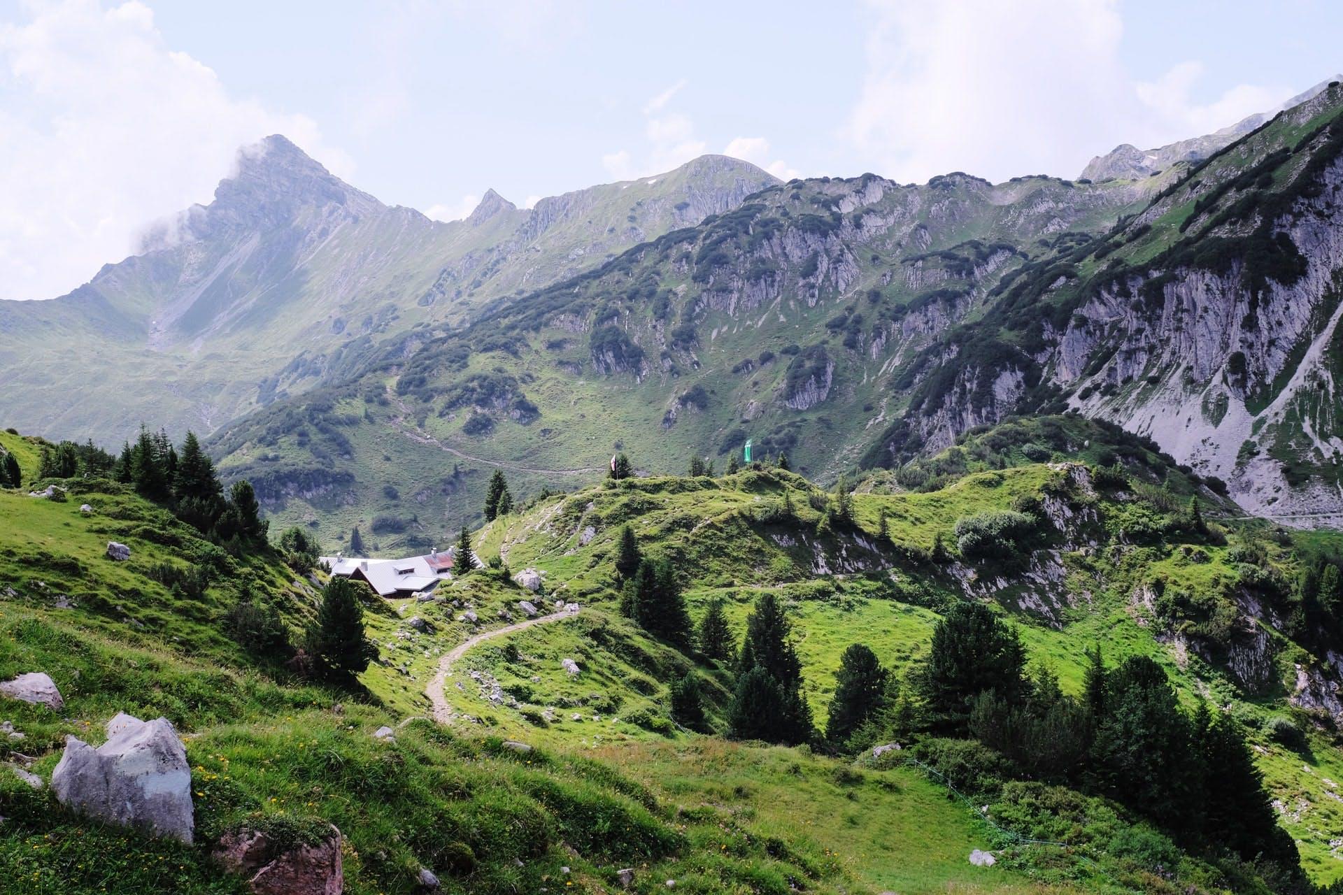 Eagle walk Austria
