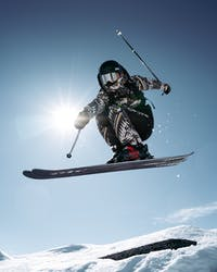 Easy Air Tricks To Learn On Skis | Ridestore Magazine