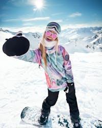 Female Amateur Snowboard Competitions | Ridestore Magazine