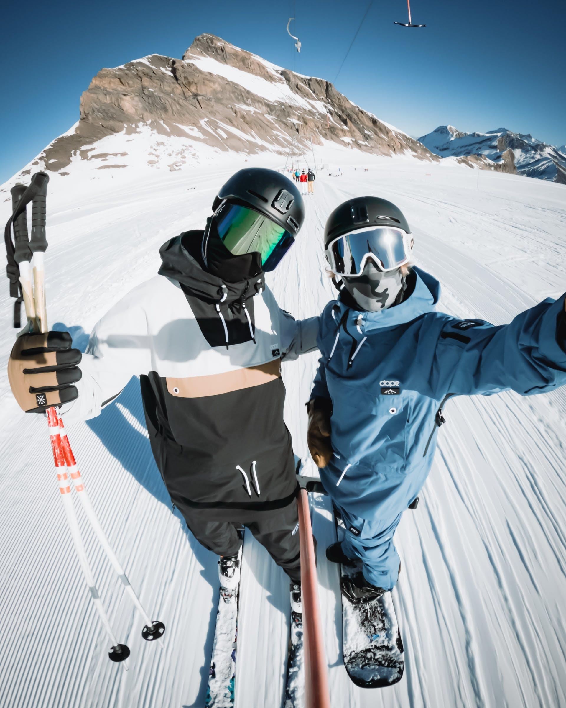 snow lifts ski vs snowboard