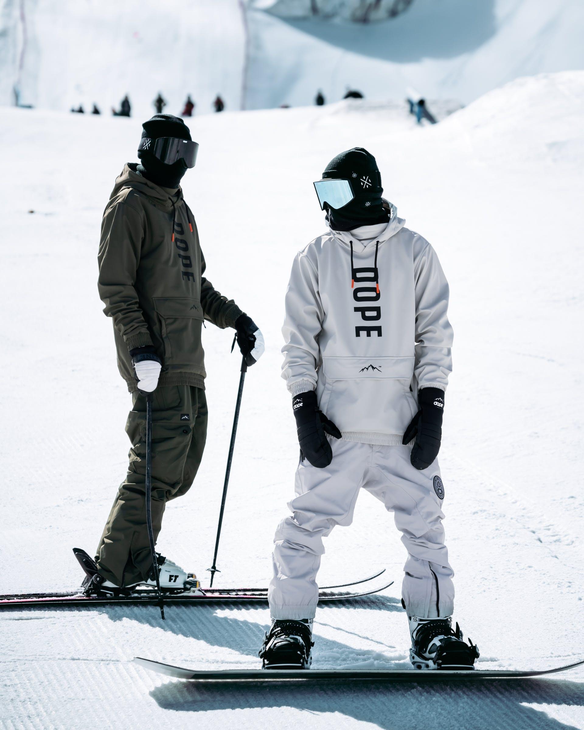 The origins of snowboarding