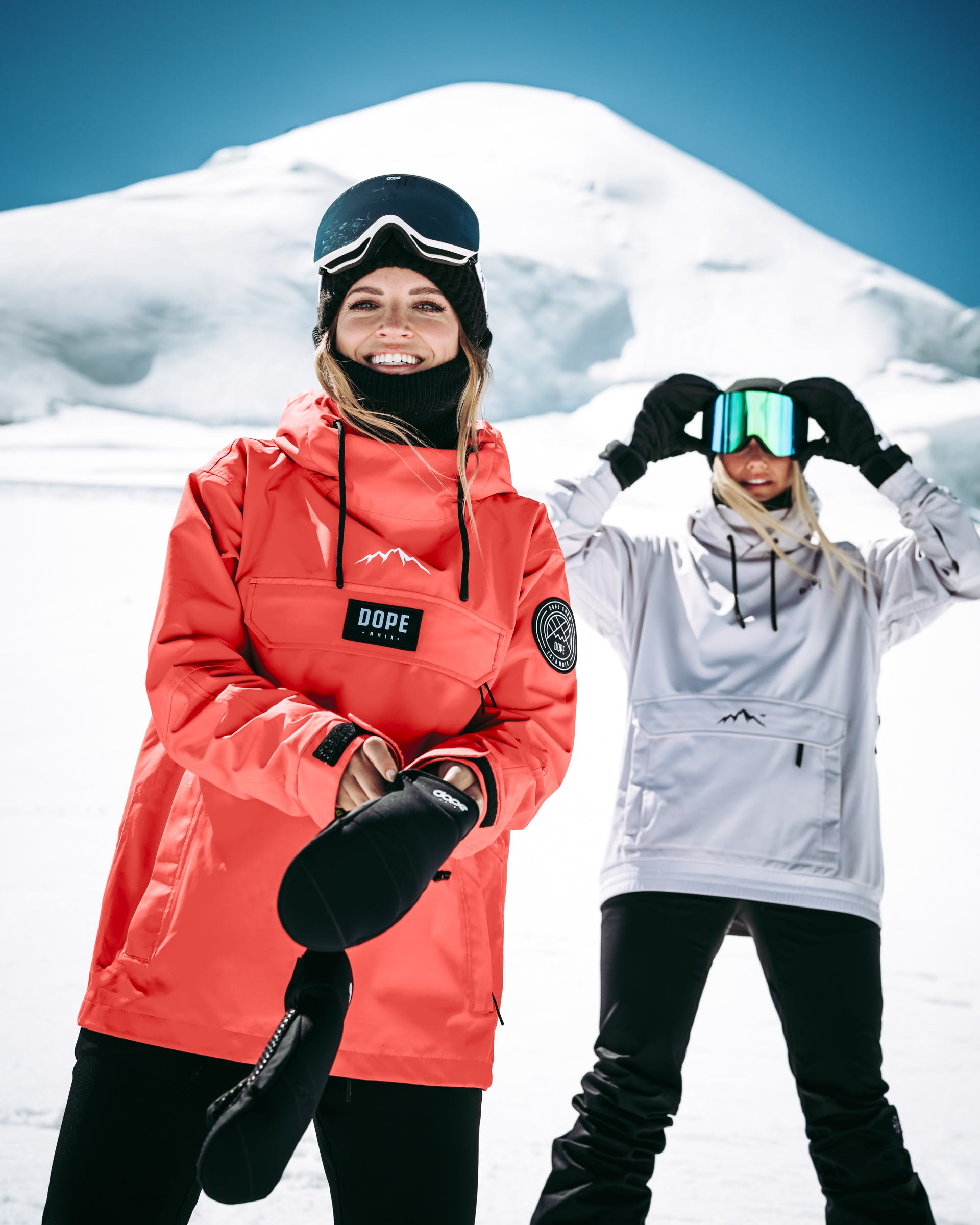 Mint snowboarding freestyle camp