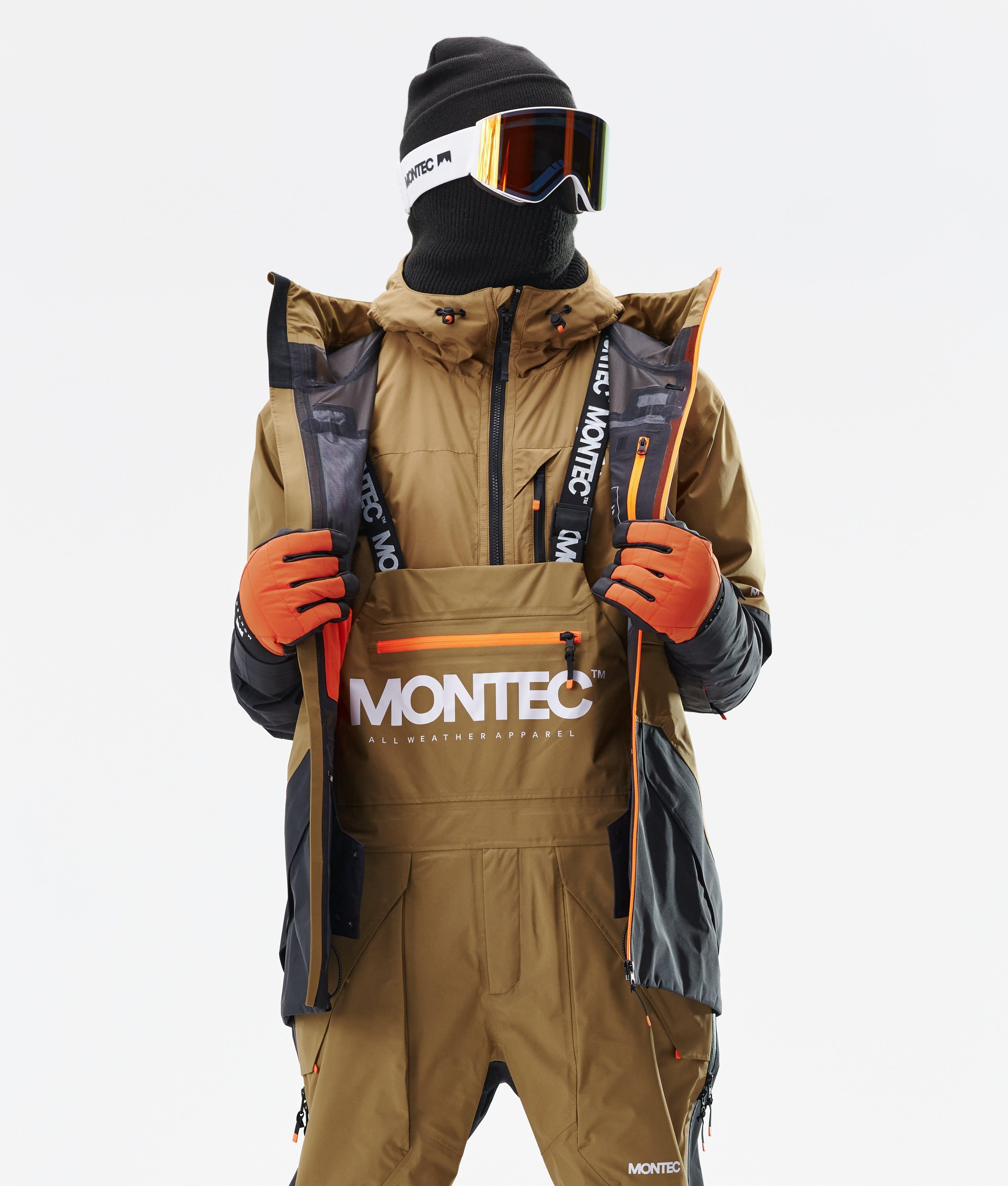 Montec Fenix Inside Detail