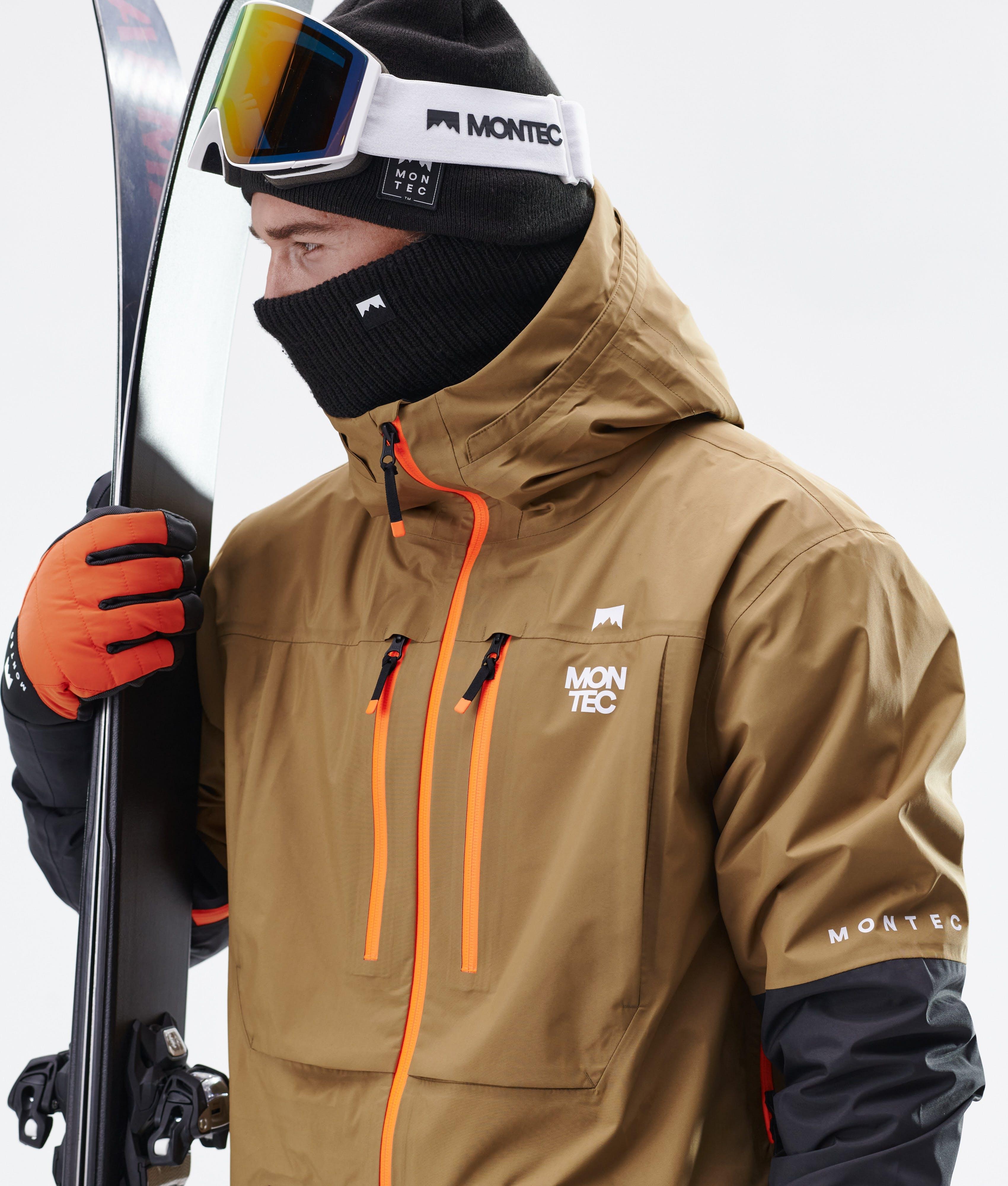 Montec Fenix Jacket Detail