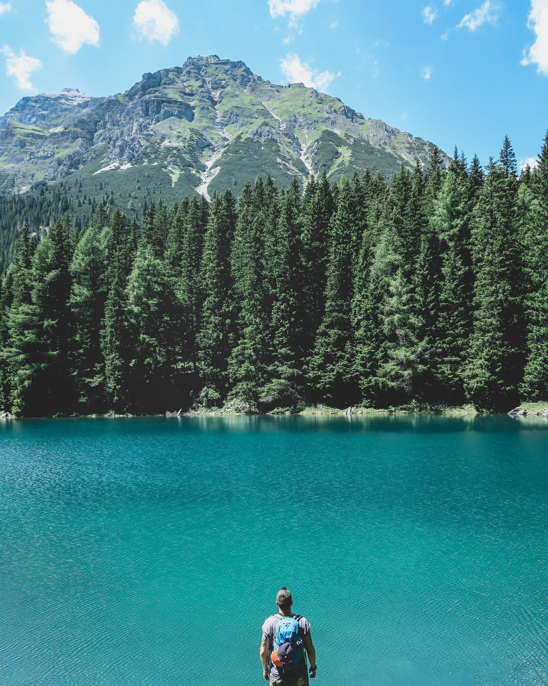 best hiking trails austria