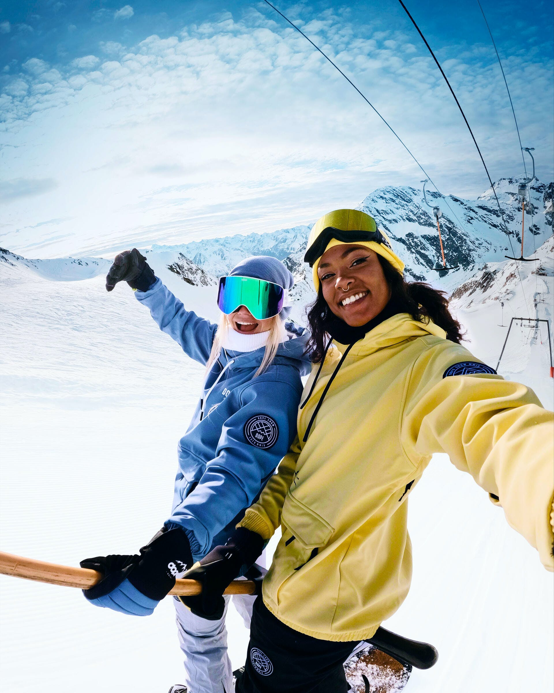 Ski Resort Etiquette | Ridestore Magazine