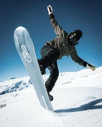Trick Tip How To Jump On A Snowboard | Ridestore Magazine
