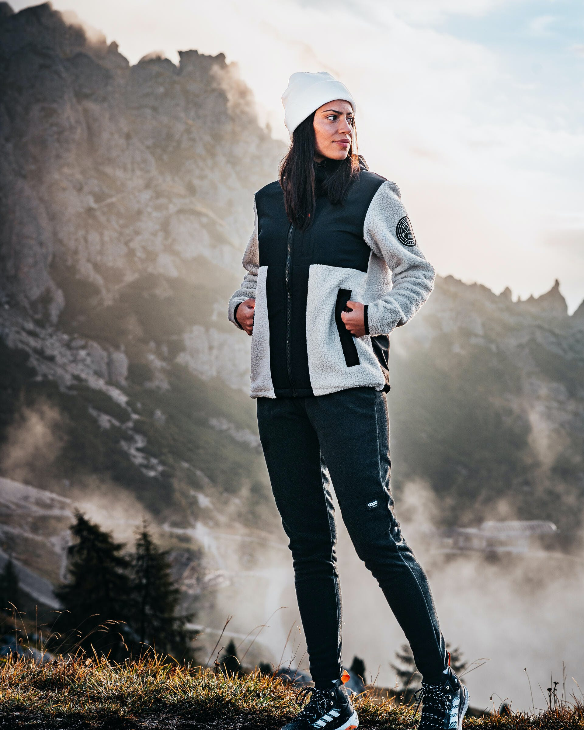 what to wear on your feet when you go hiking
