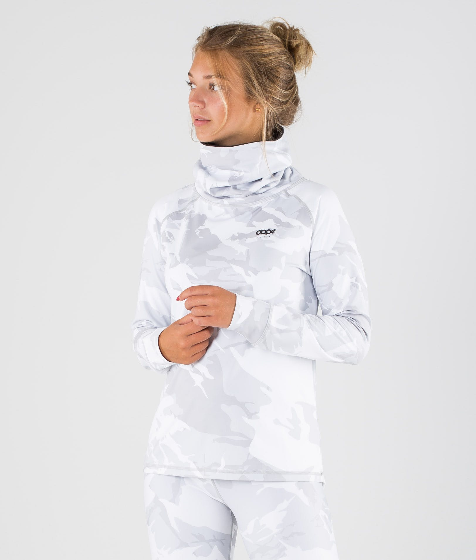 What does a base layer entail for hiking