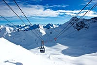 18 best places to ski snowboard in switzerland