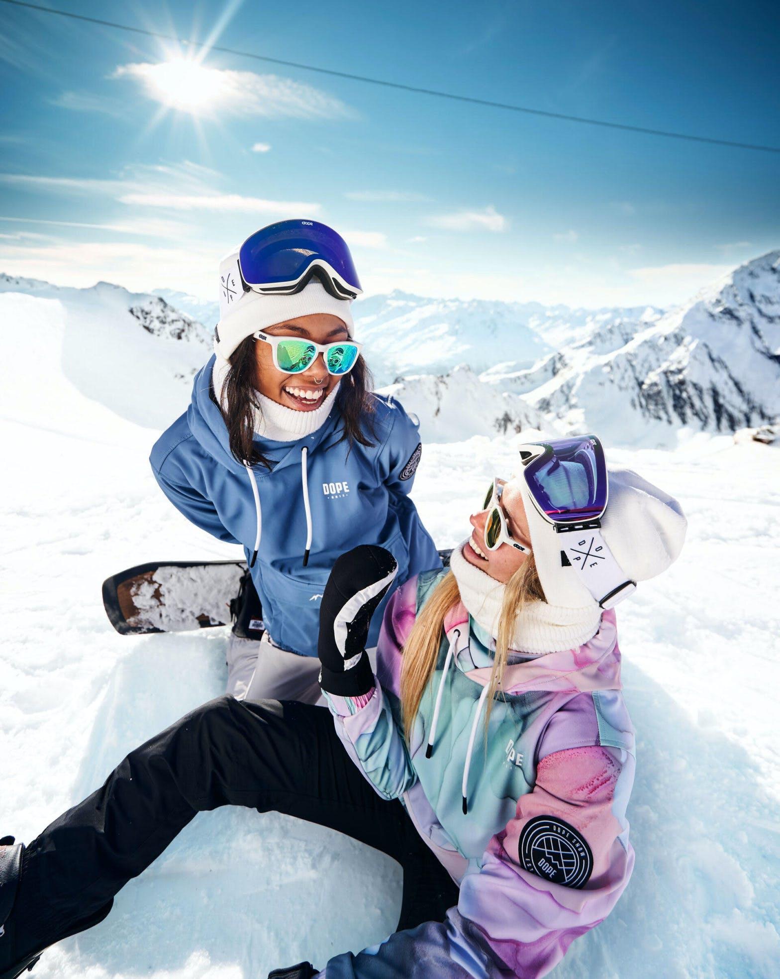 Åka skidor i april- 20 Bästa skidorterna i Europa under lågsäsong - Ridestore Magazine