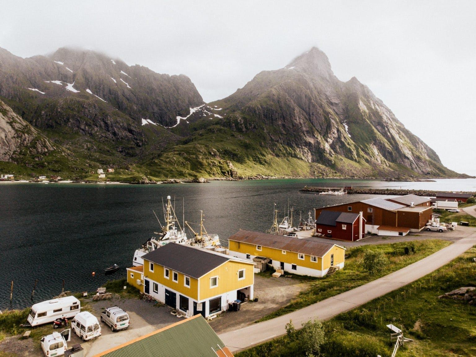 Arctic Coworking, Lofoten - Norway