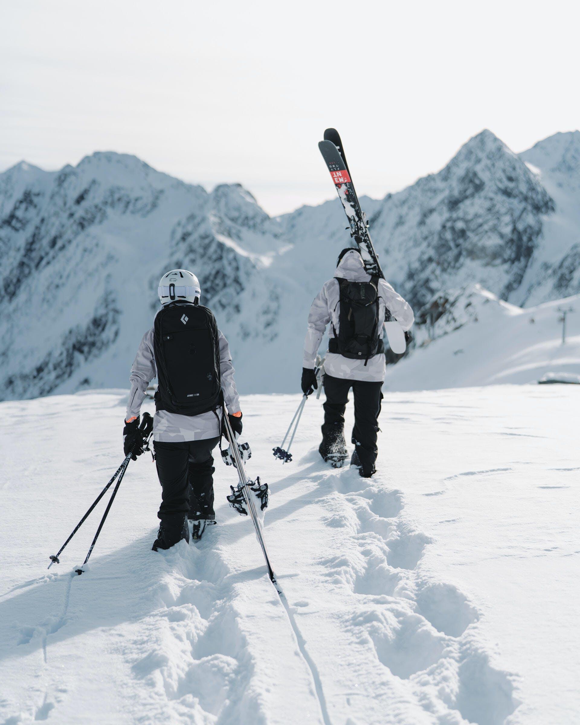 backcountry skifahren lernen