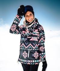 Barbara Perez - Van snowboarden tot model - Ridestore Magazine