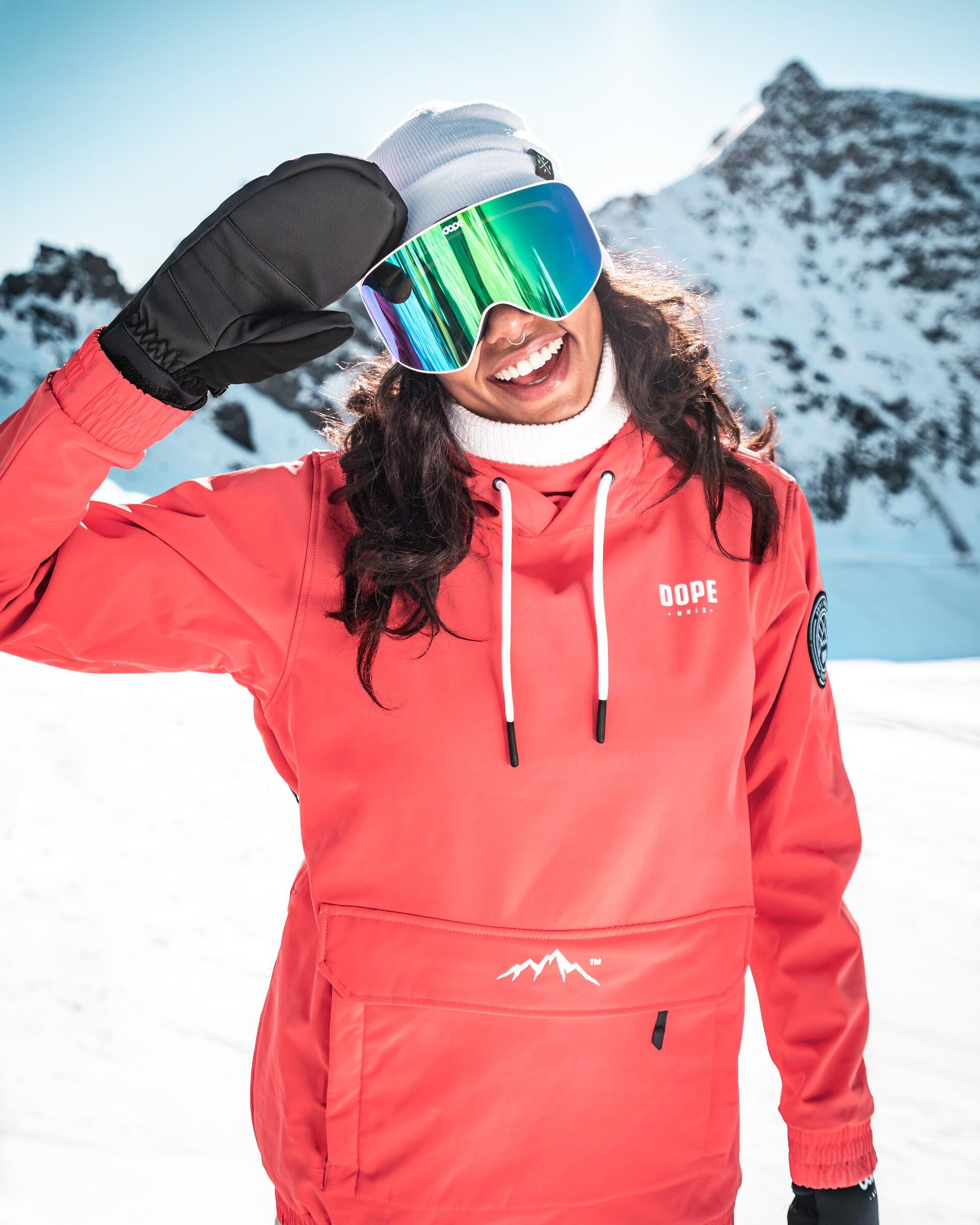cosa indossare per sciare in primavera