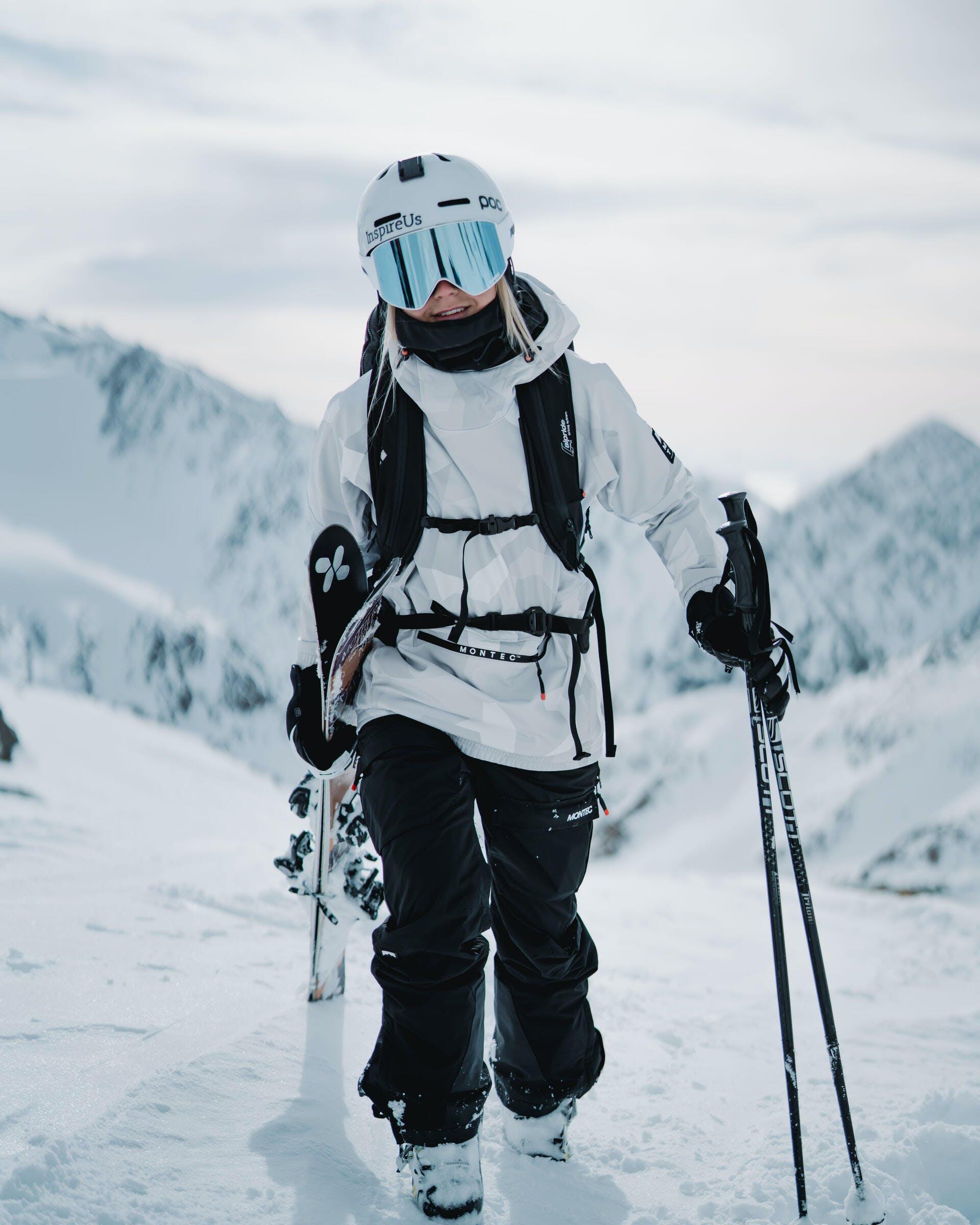 cosa serve per lo sci freeride