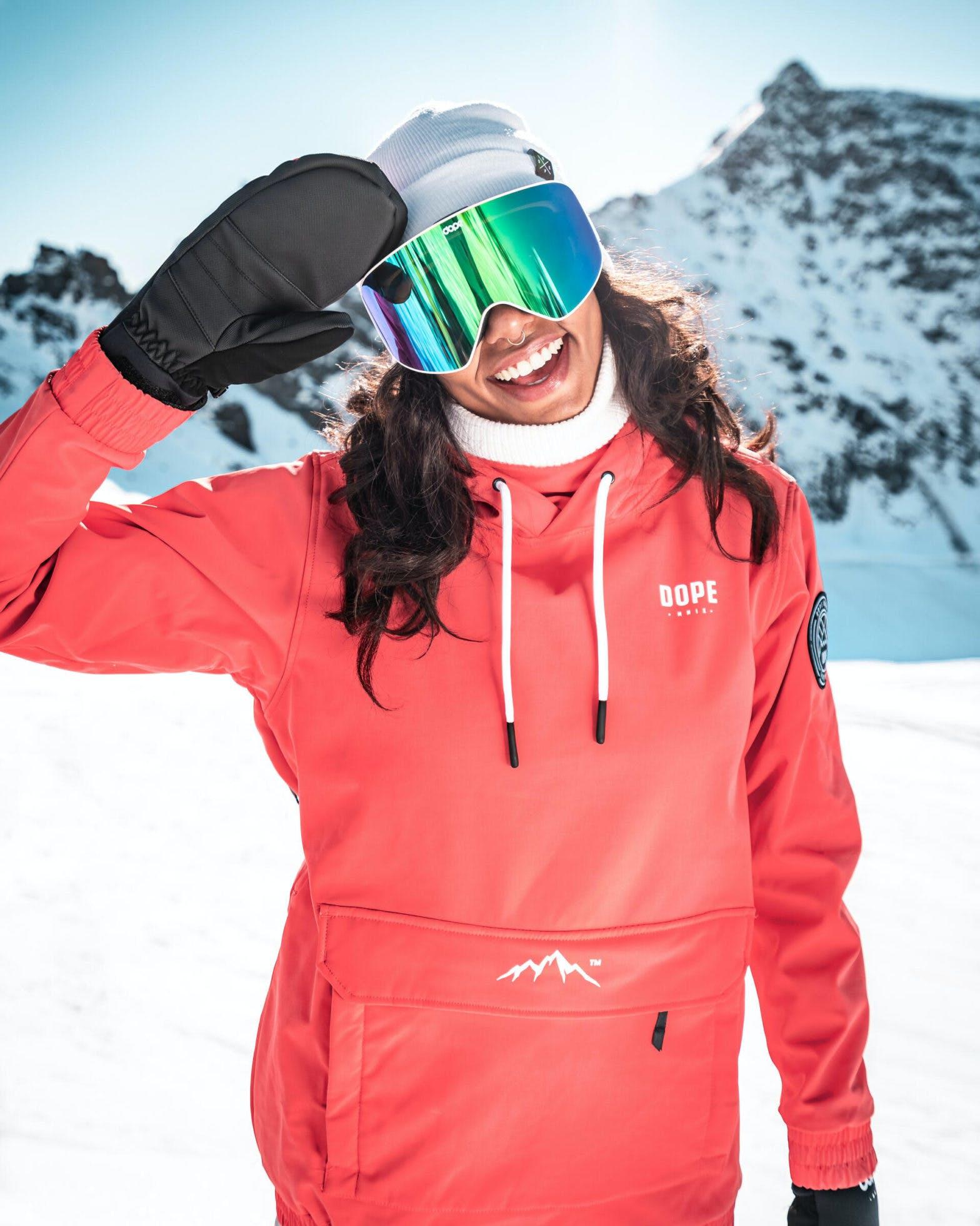 De bästa kläderna för skidåkning på våren - Ridestore Magazine