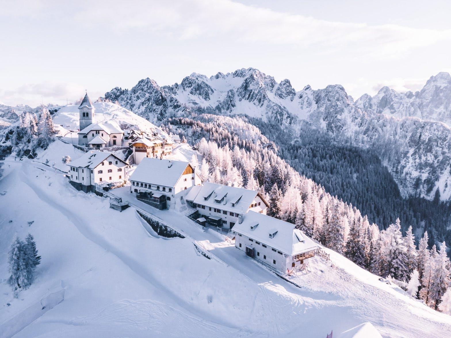 De bästa skidorterna i Italien - Ridestore Magazine