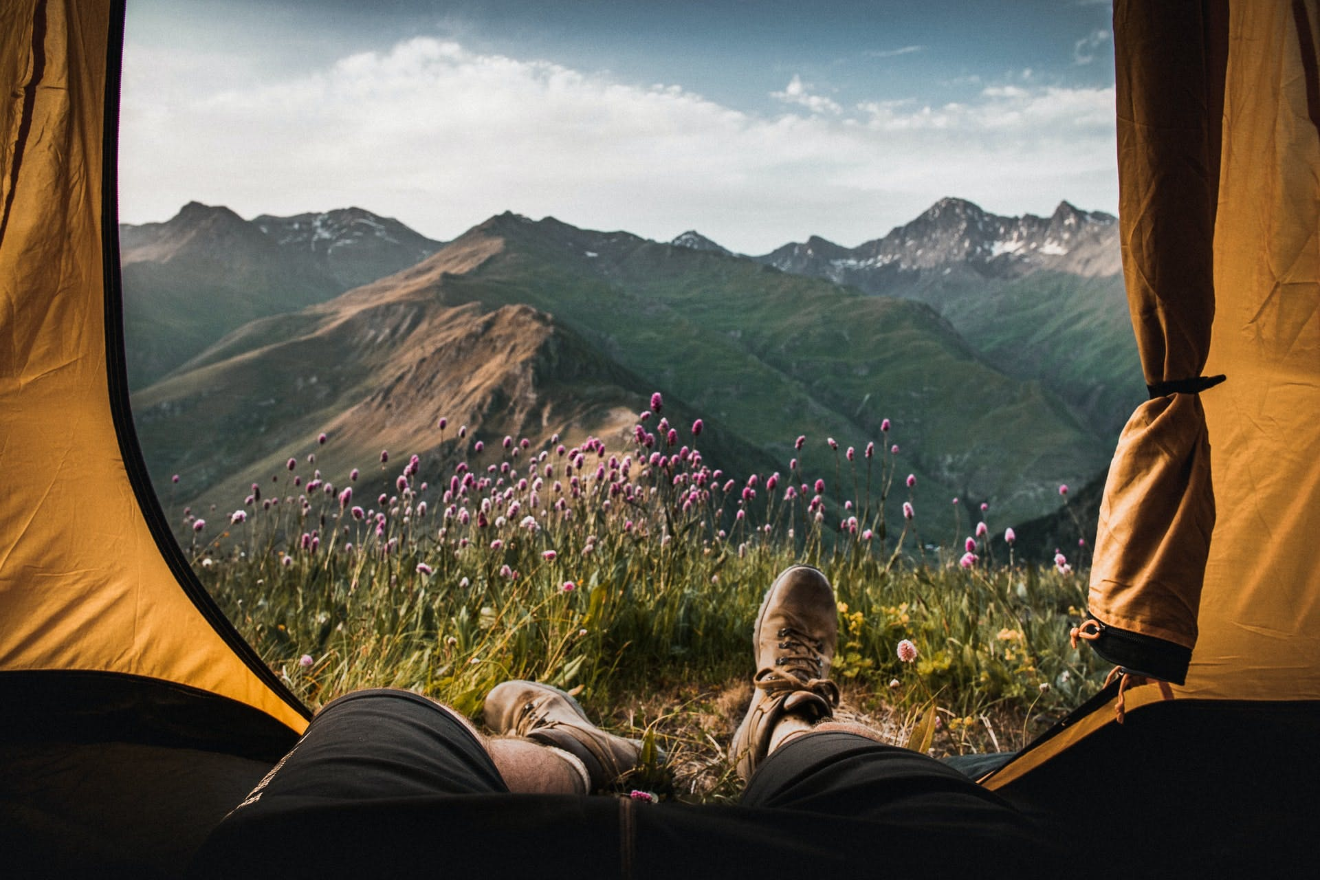 How wild camping is different than regular camping?