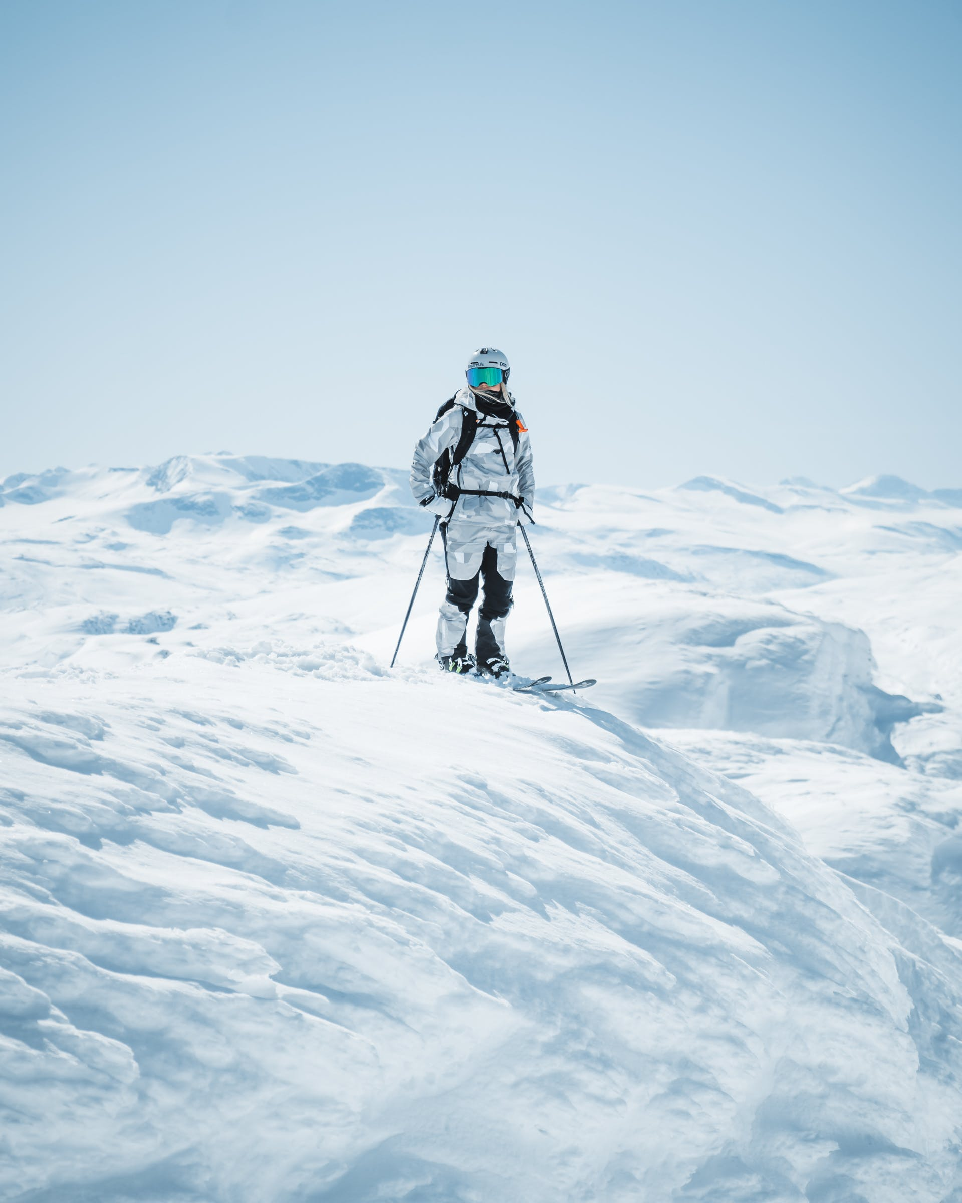 what to wear for heli skiing