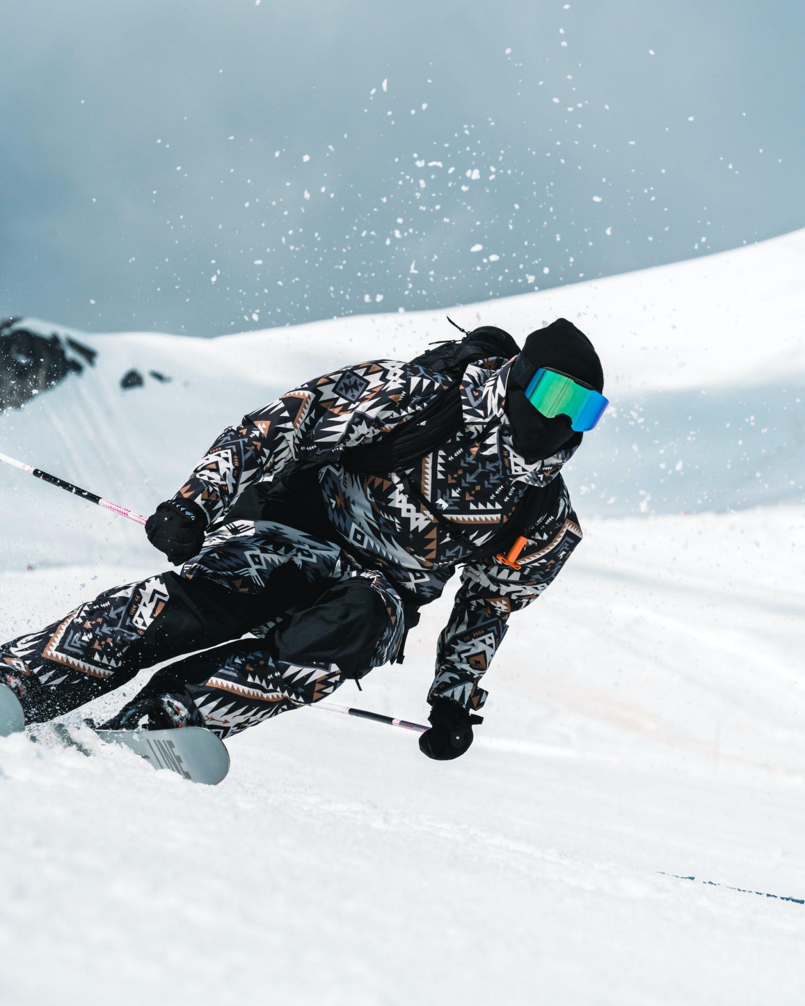Hur du åker skidor baklänges - Ridestore Magazine