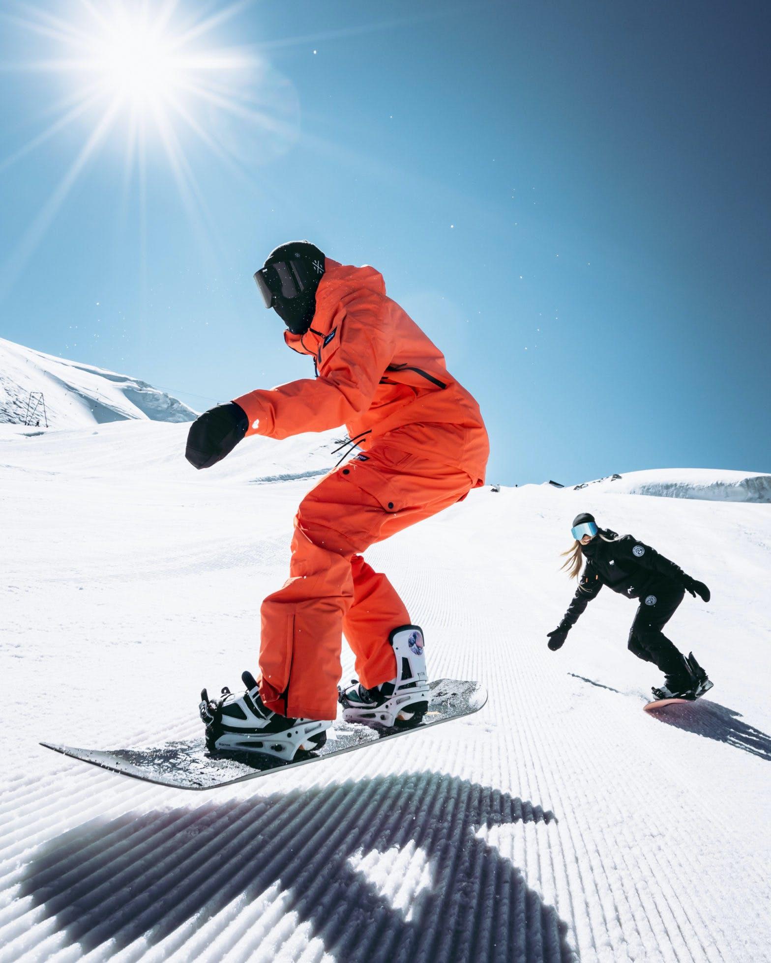 Hur du blir snowboardinstruktör - Ridestore Magazine