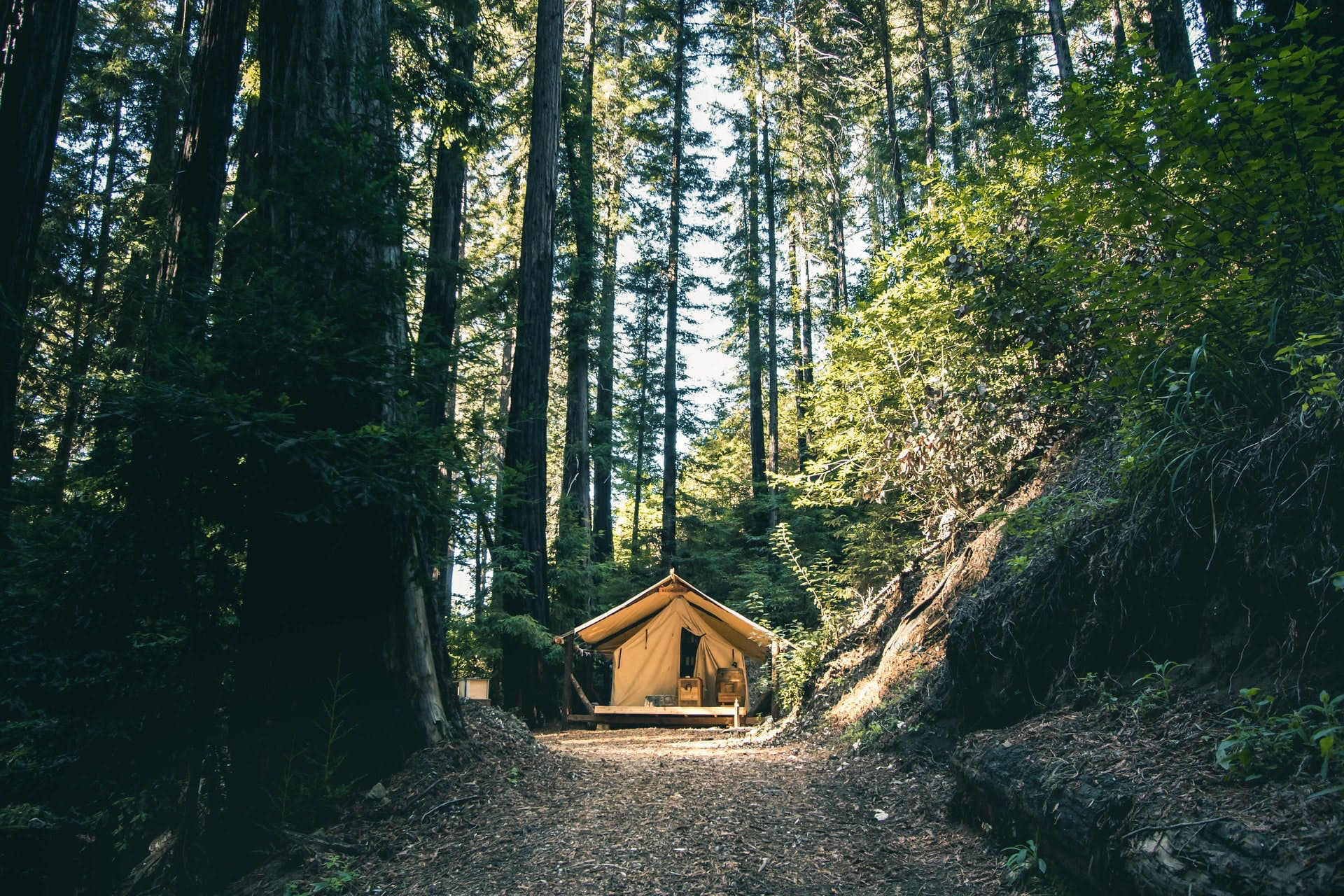 Why is glamping better than camping?