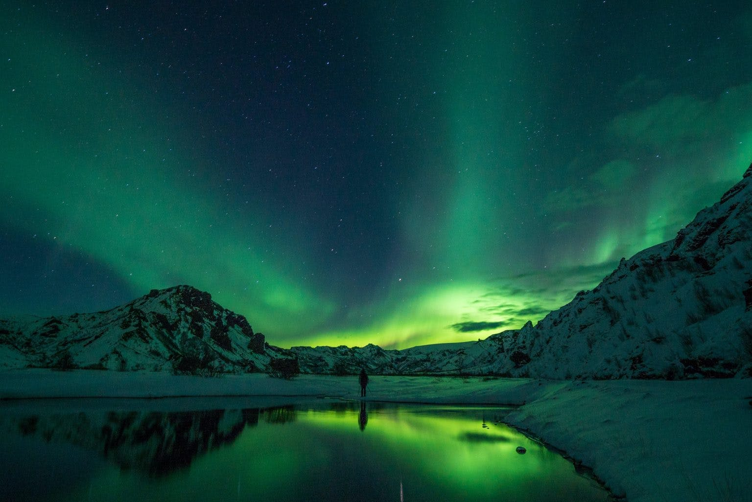 What are common myths and legends of the northern lights?