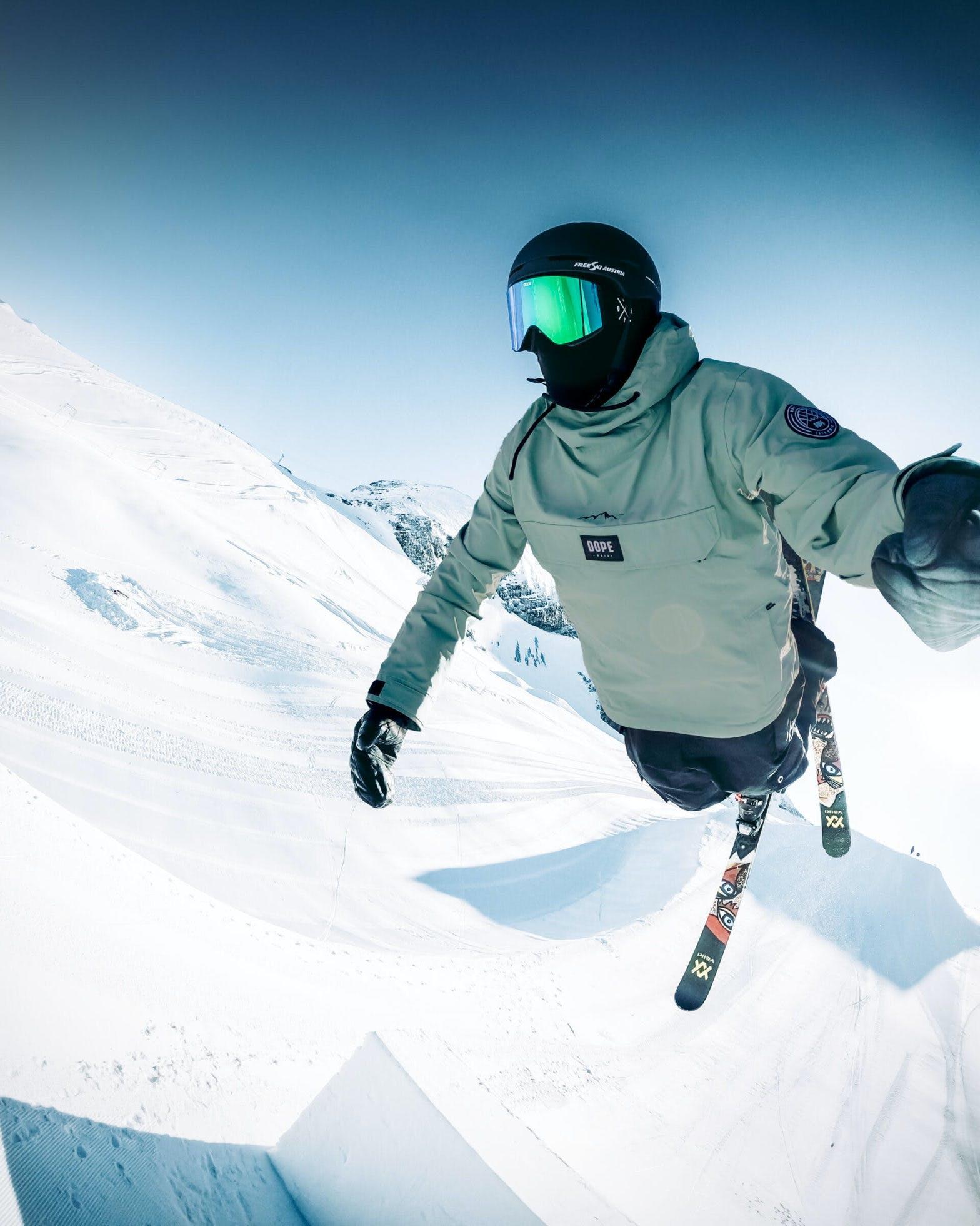 Lär dig hoppa med skidor - Ridestore Magazine