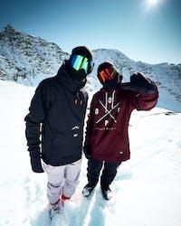 Maak je vrienden enthousiast voor snowboarden - Ridestore Mag