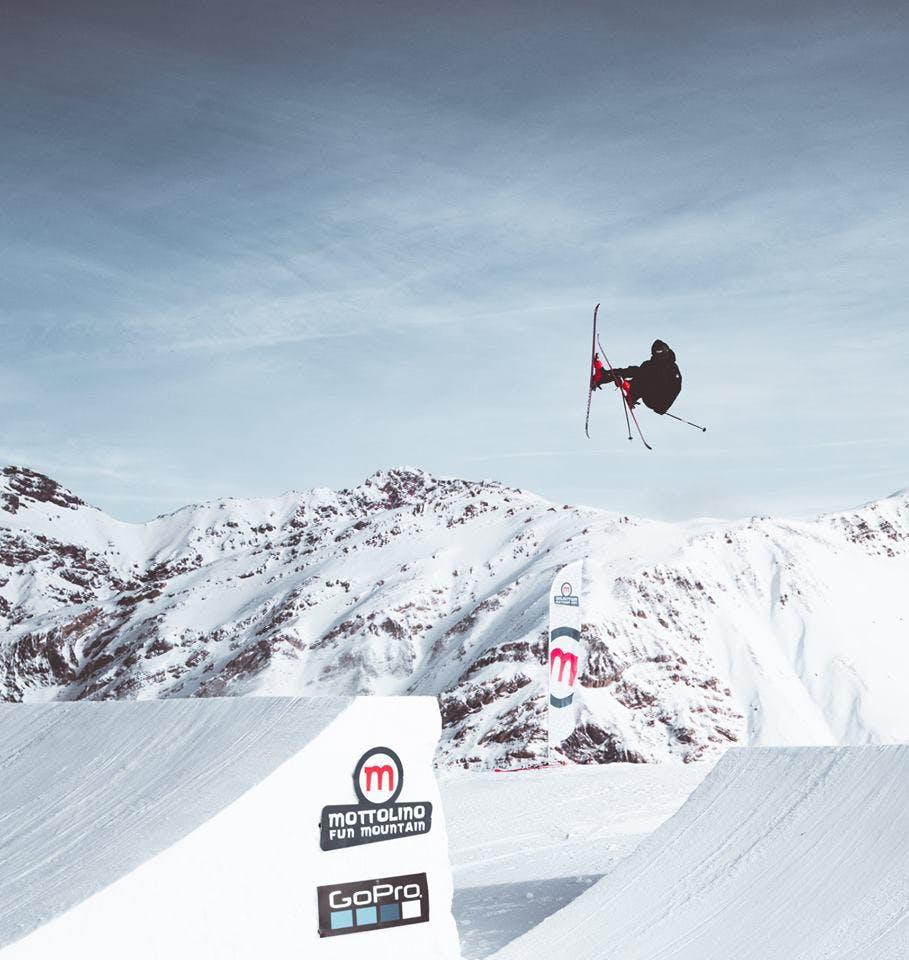 Mottolino-Snowpark