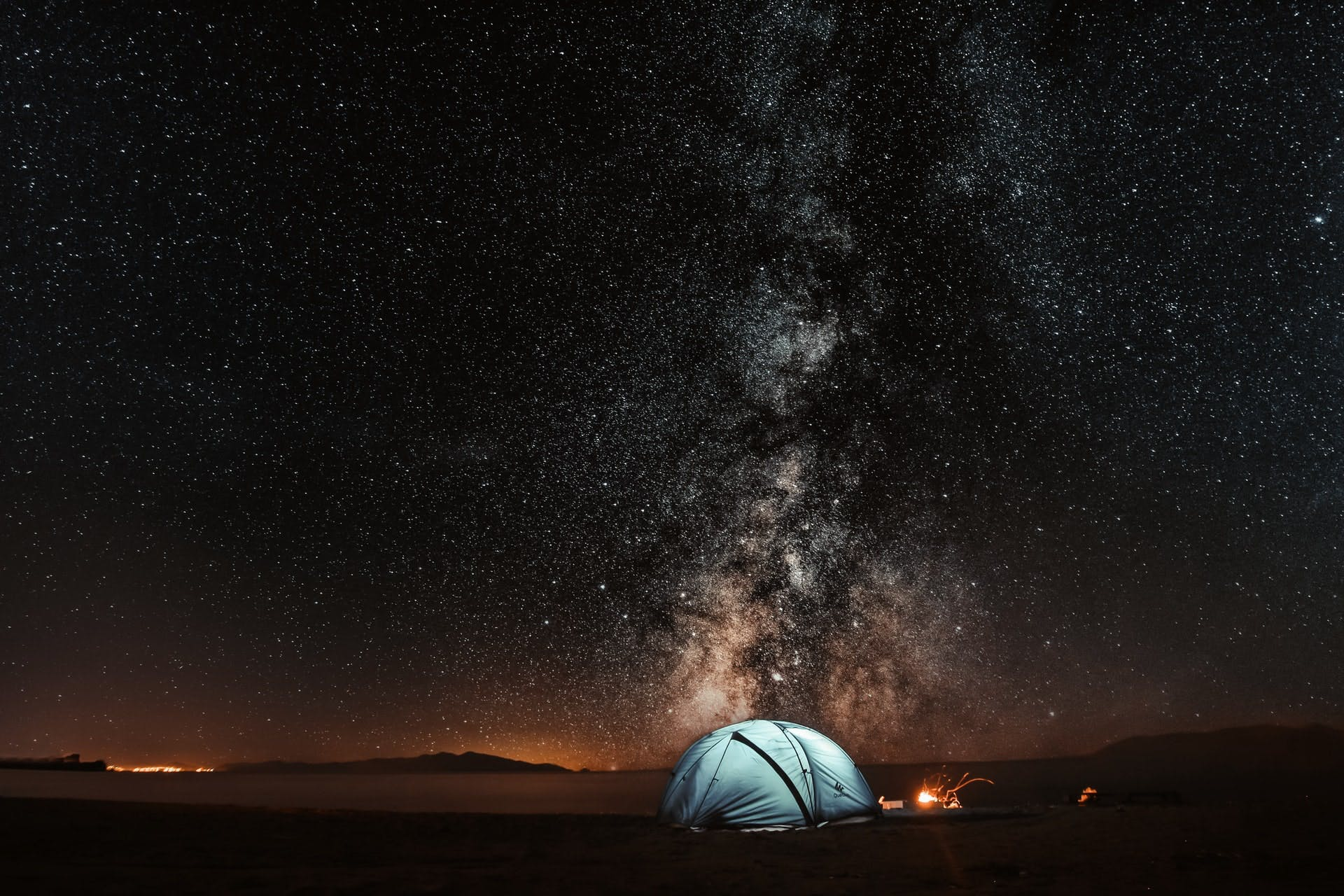 Be aware of fire safety while wild camping around Europe