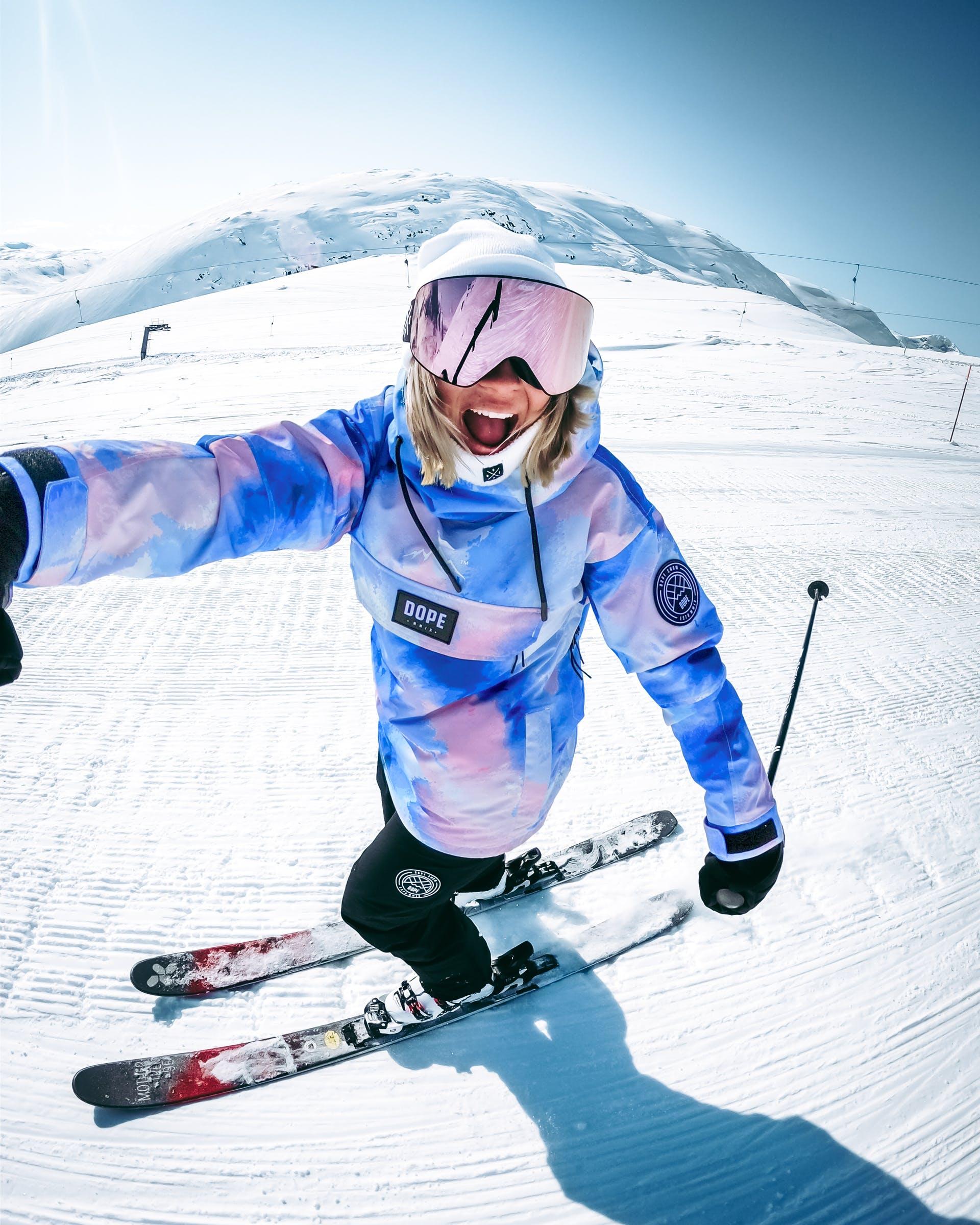 piu stile sulle piste da sci