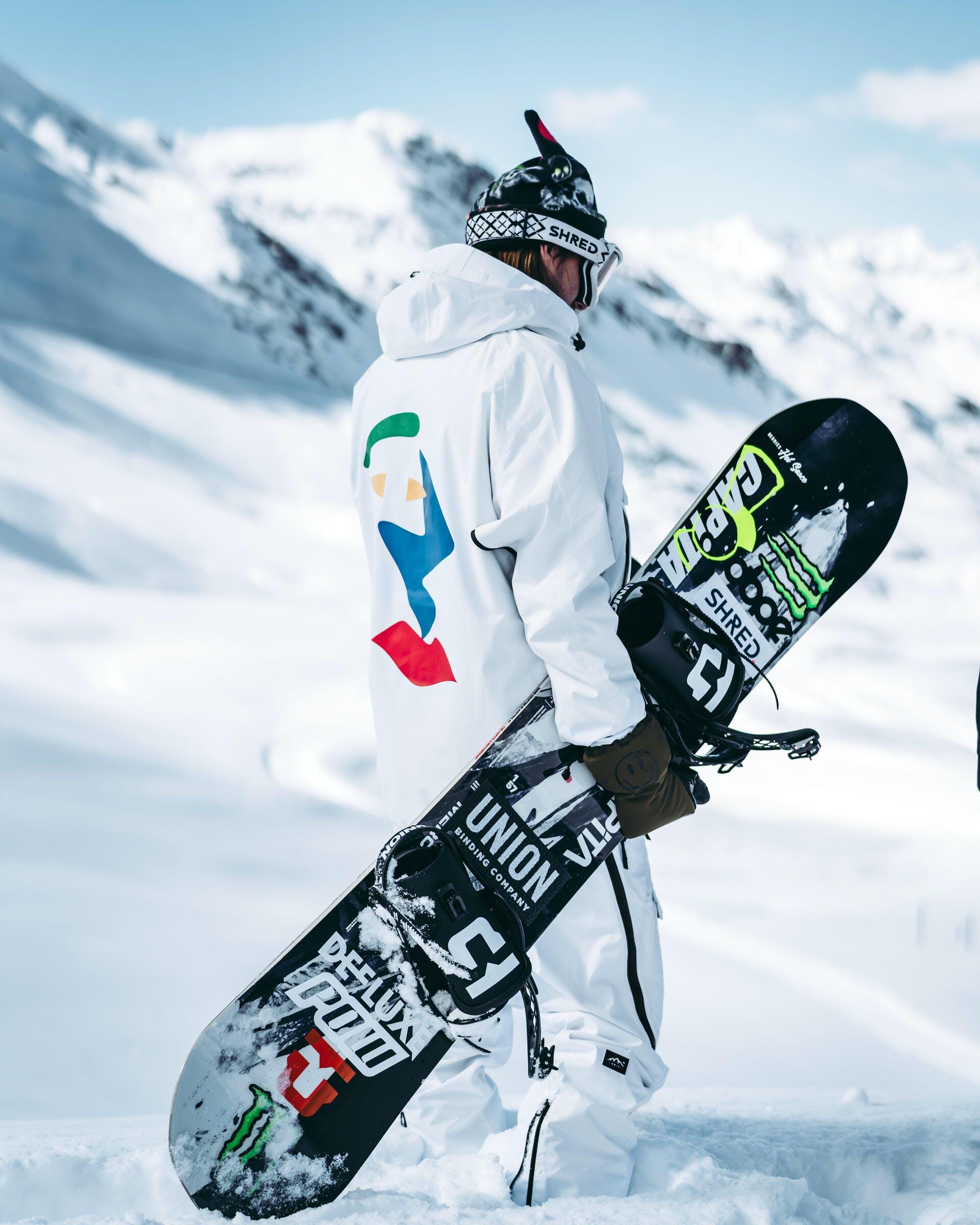 posizione e regolazione attacchi snowboard
