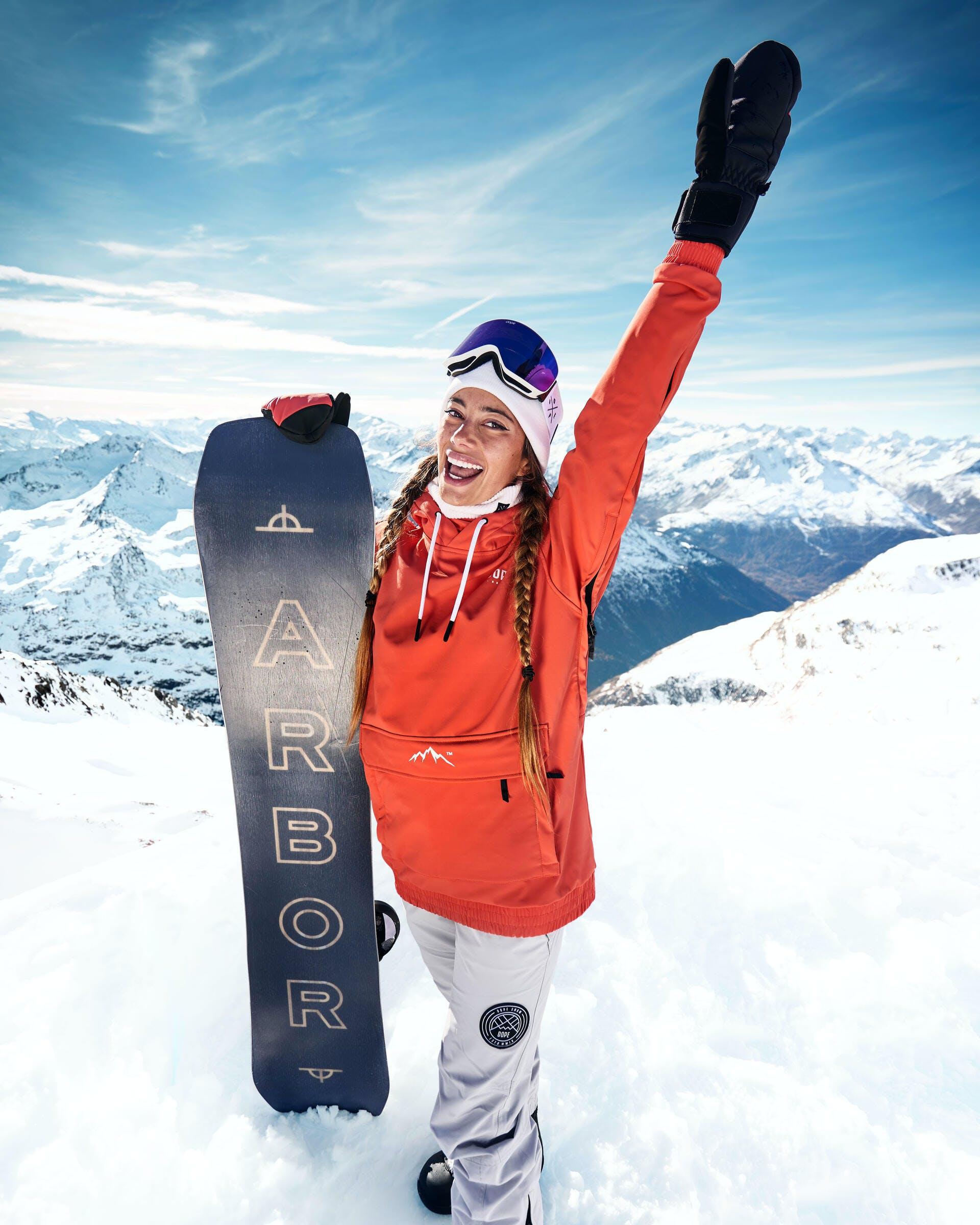 regine dello snowboard da seguire