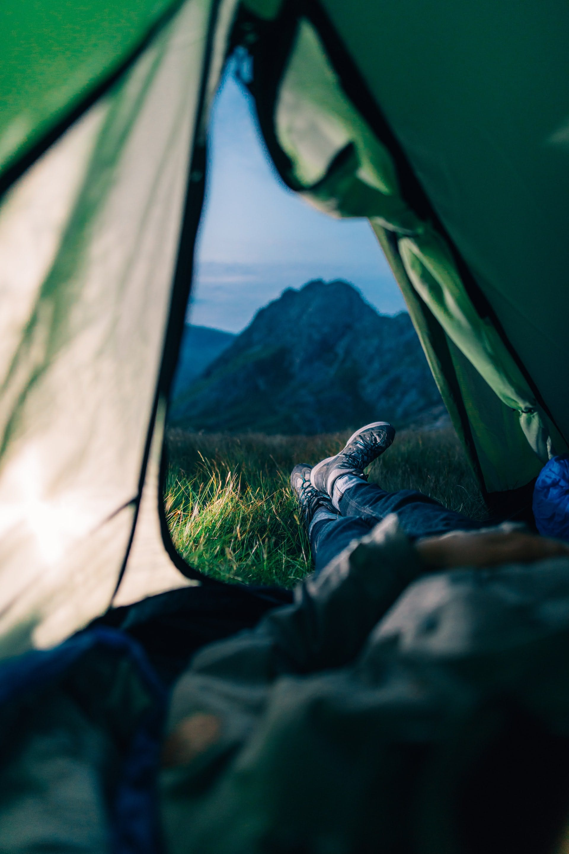 where to wild camping in europe