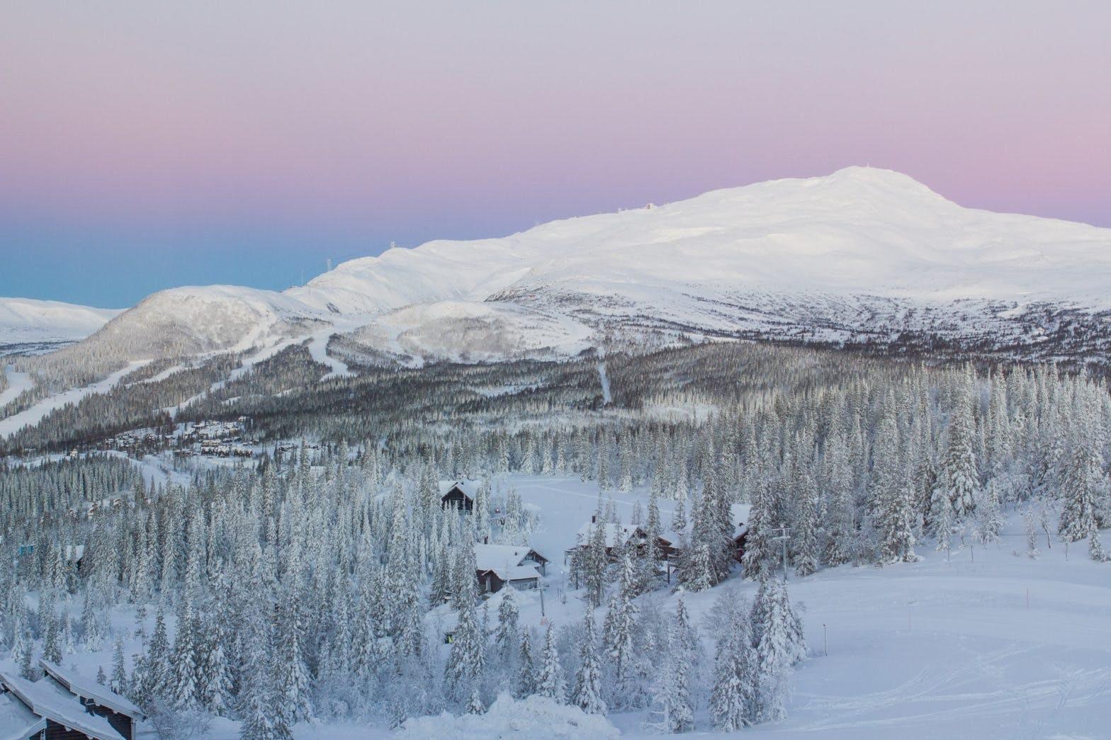 Säsongens bästa skidorter i Sverige - Ridestore Magazine