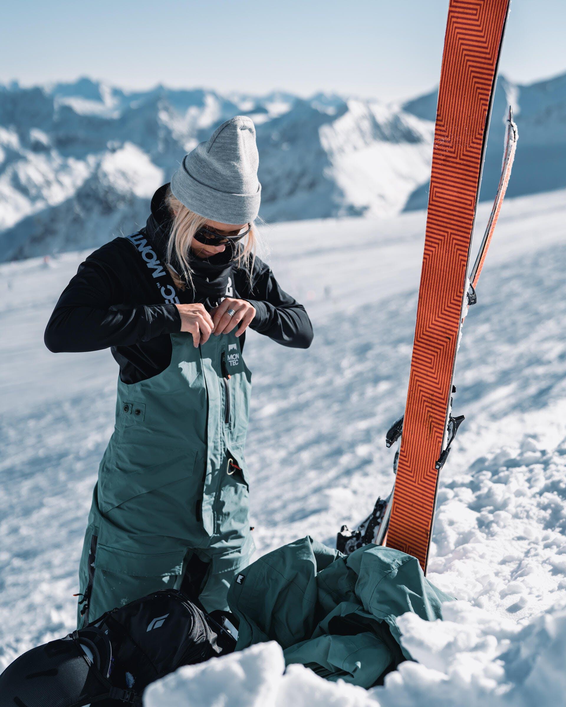 sci alpinismo iniziare