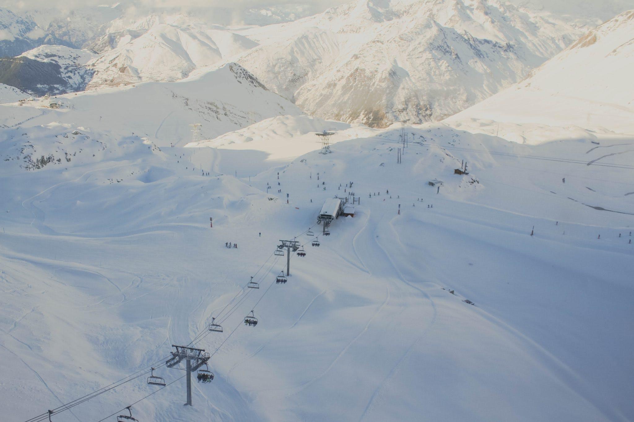 sciare in francia le localita migliori