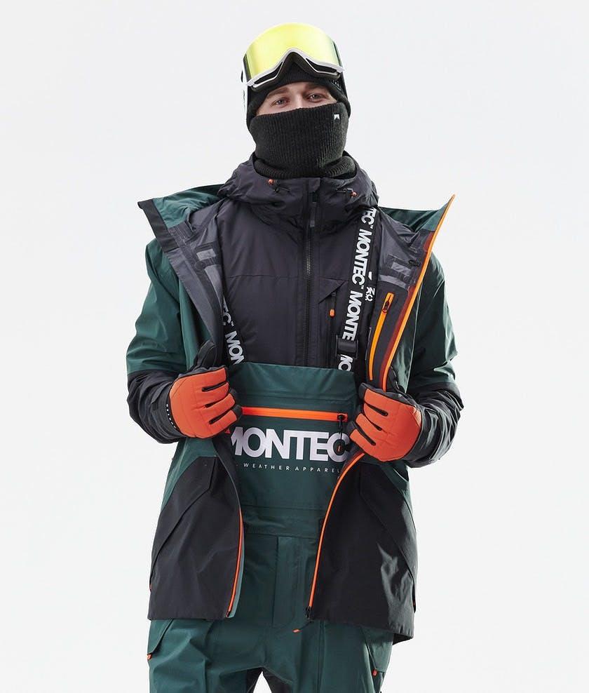 ski touring jacket