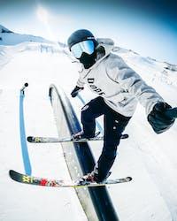 Ski Tricks Voor Het Funpark Tips Voor Boxes En Rails - Ridestore Magazine