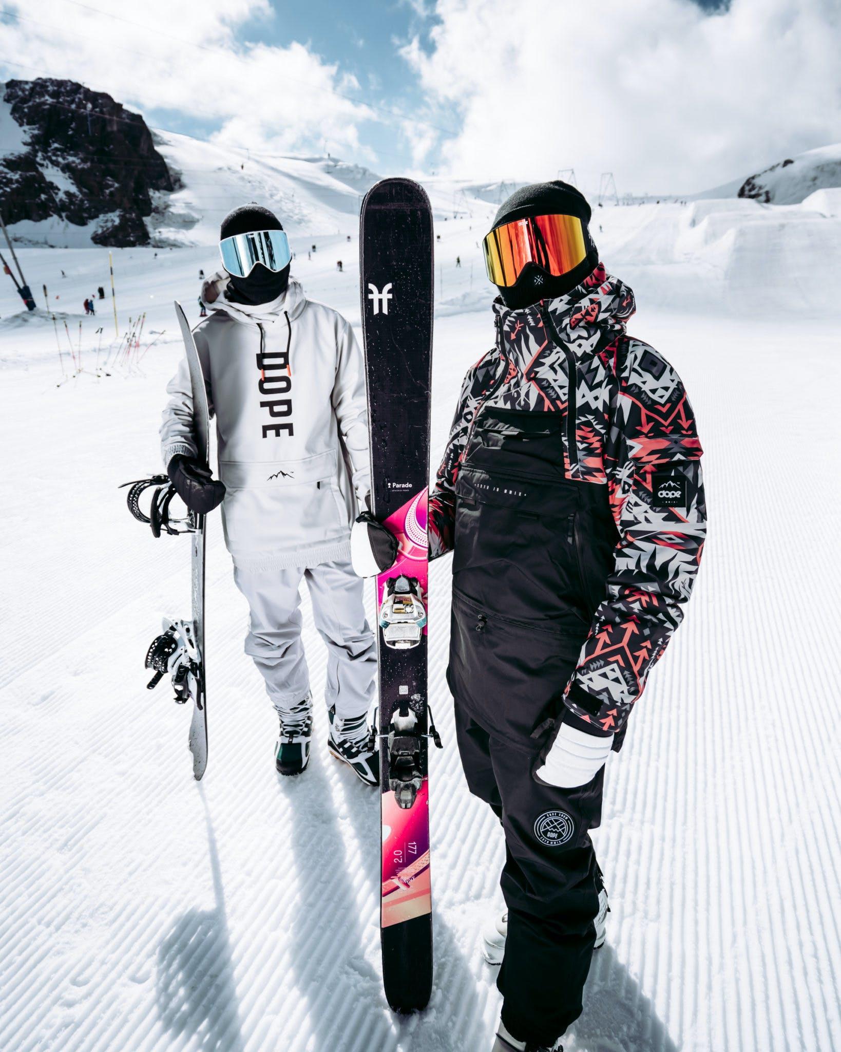 Snowboard- En Skikleding Uitkiezen - Ridestore Magazine